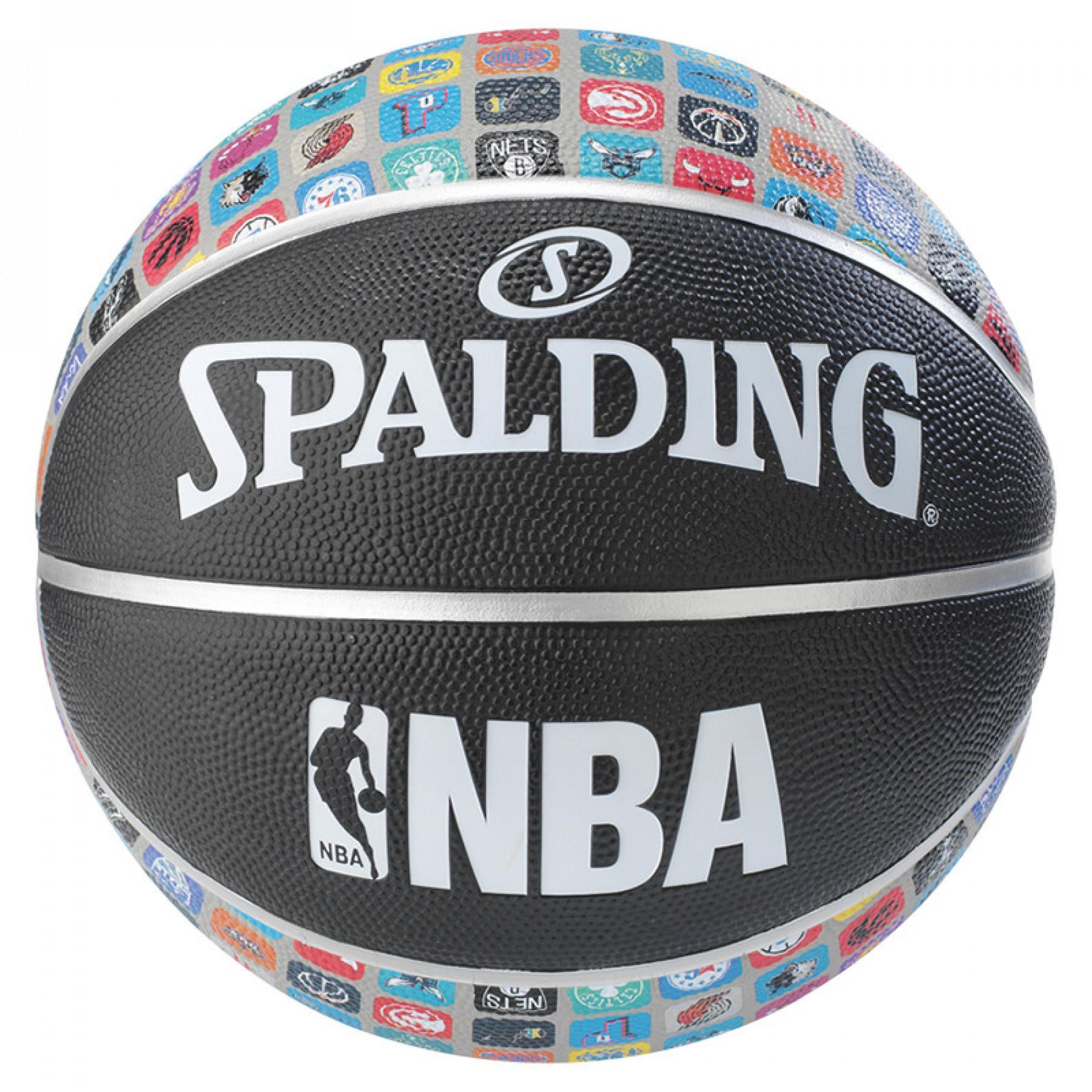 NBA Team Collection Spalding Ball (83-649z)