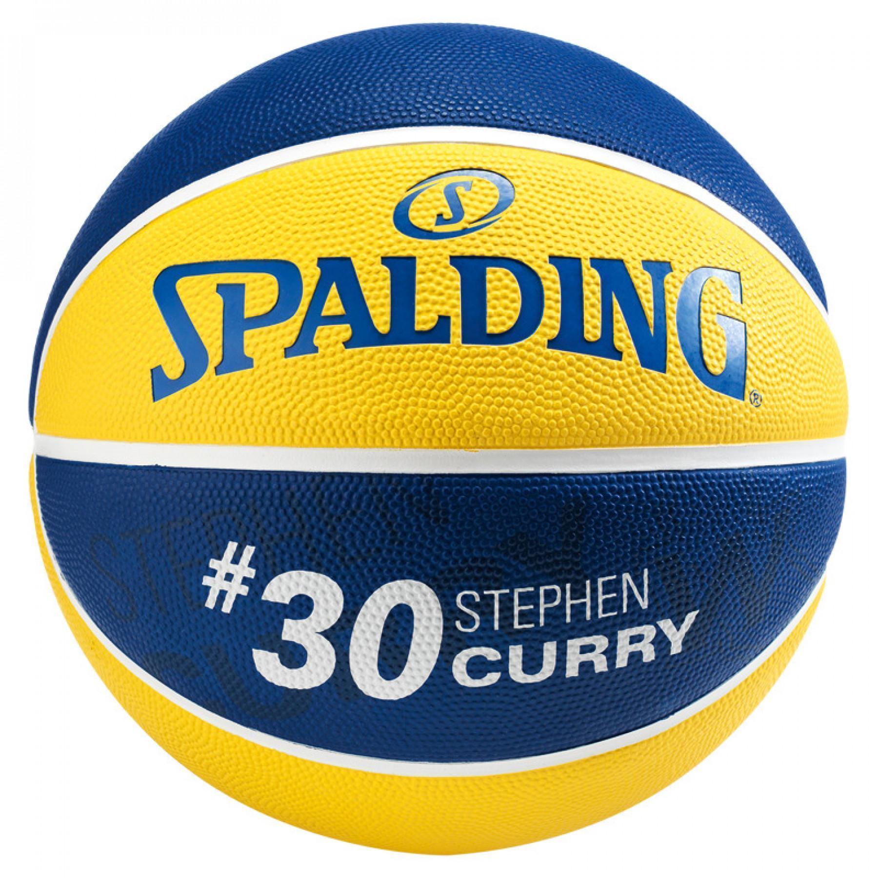 Balloon Spalding NBA Player Stephen Curry (83-844z)
