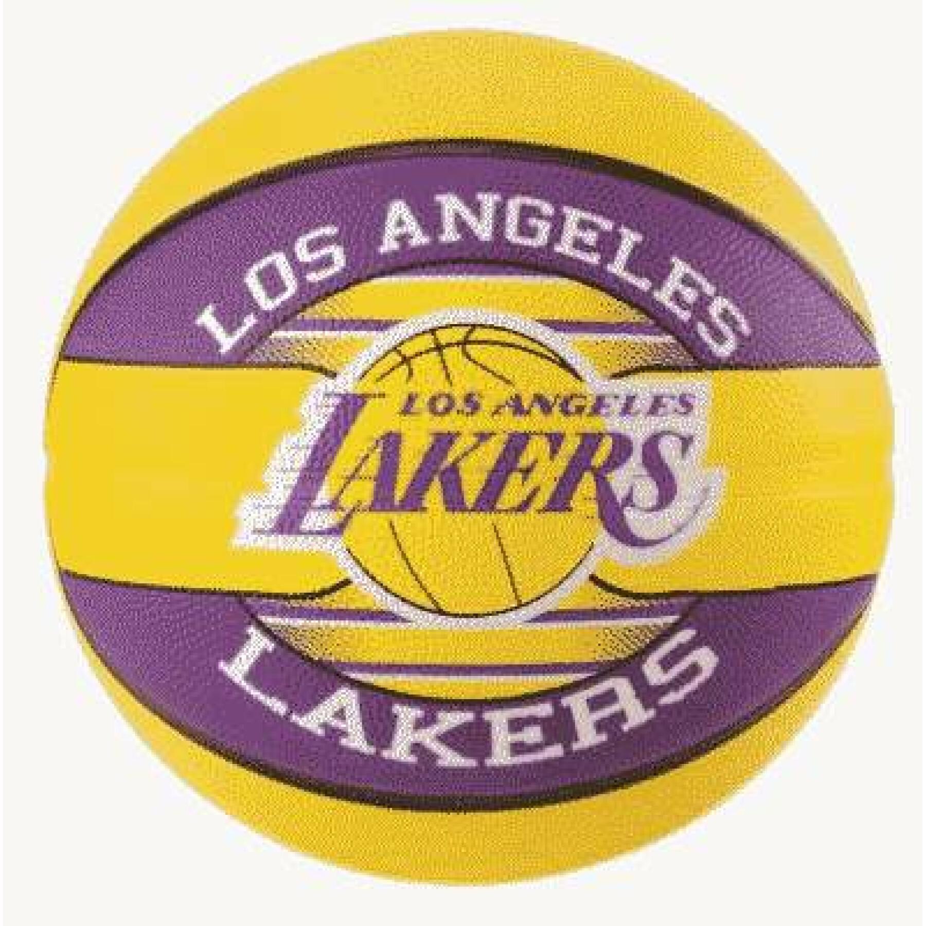 Basketball Spalding Los Angles Lakers