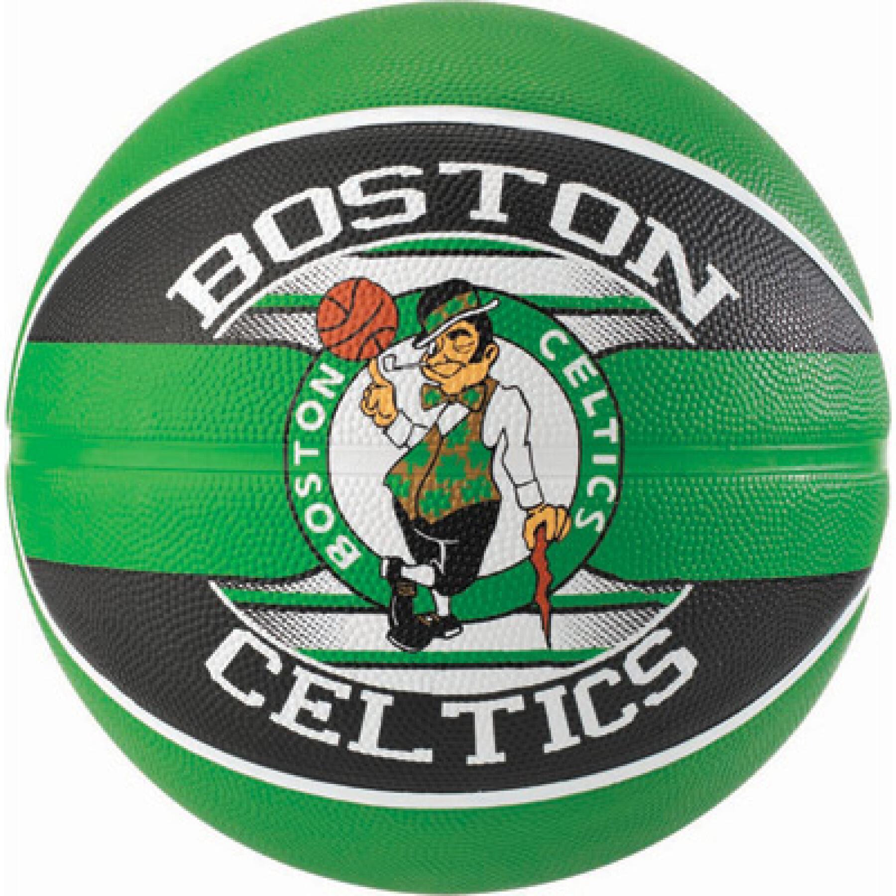 Ballon de basket Spalding  Boston Celtics