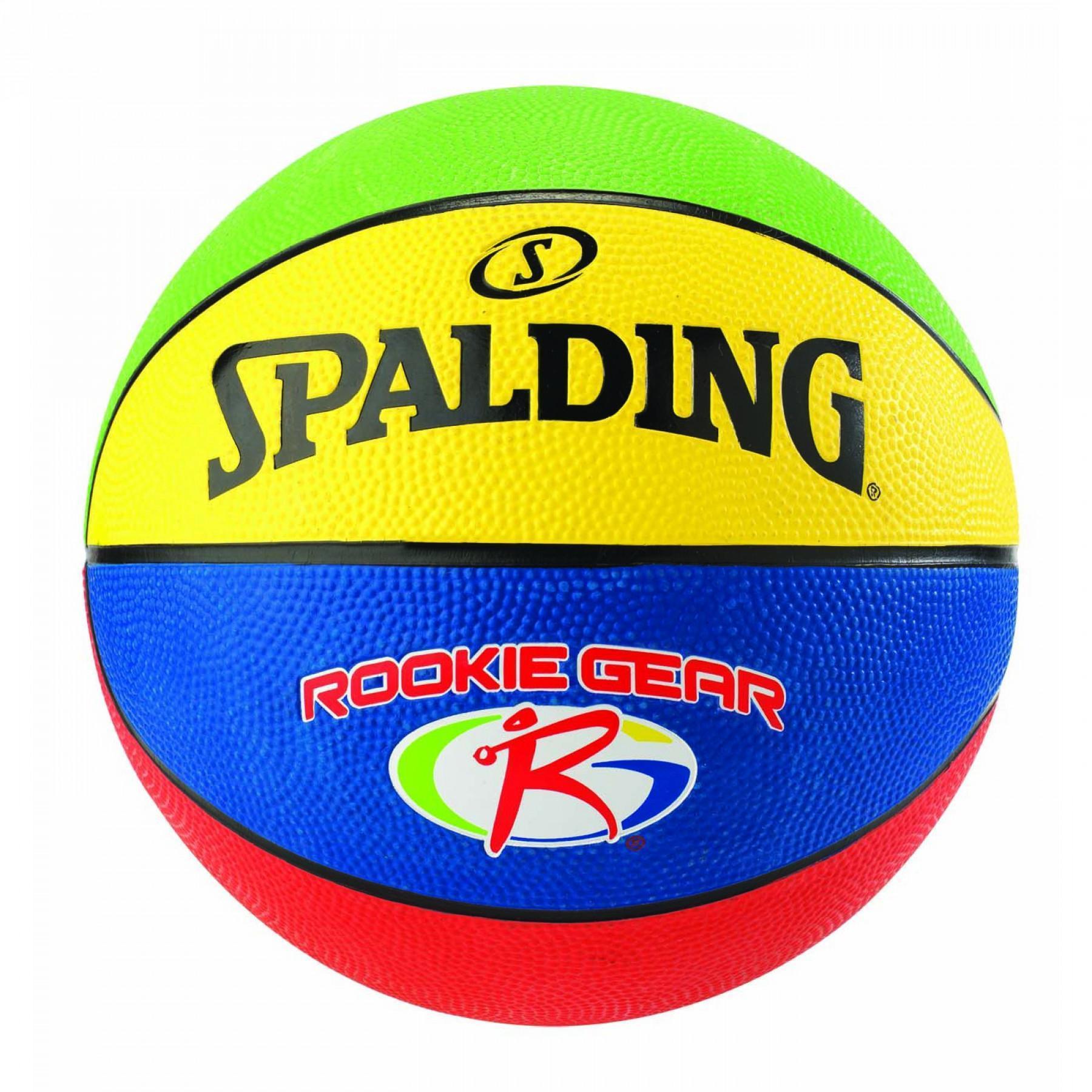 Children's ball Spalding NBA Rookie Gear Out