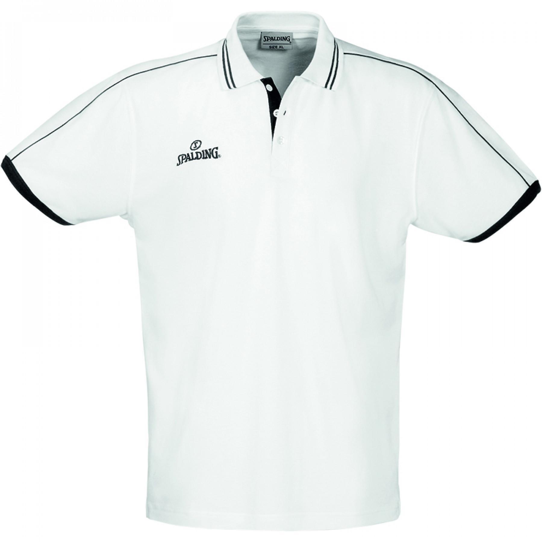 Spalding polo shirt short sleeves