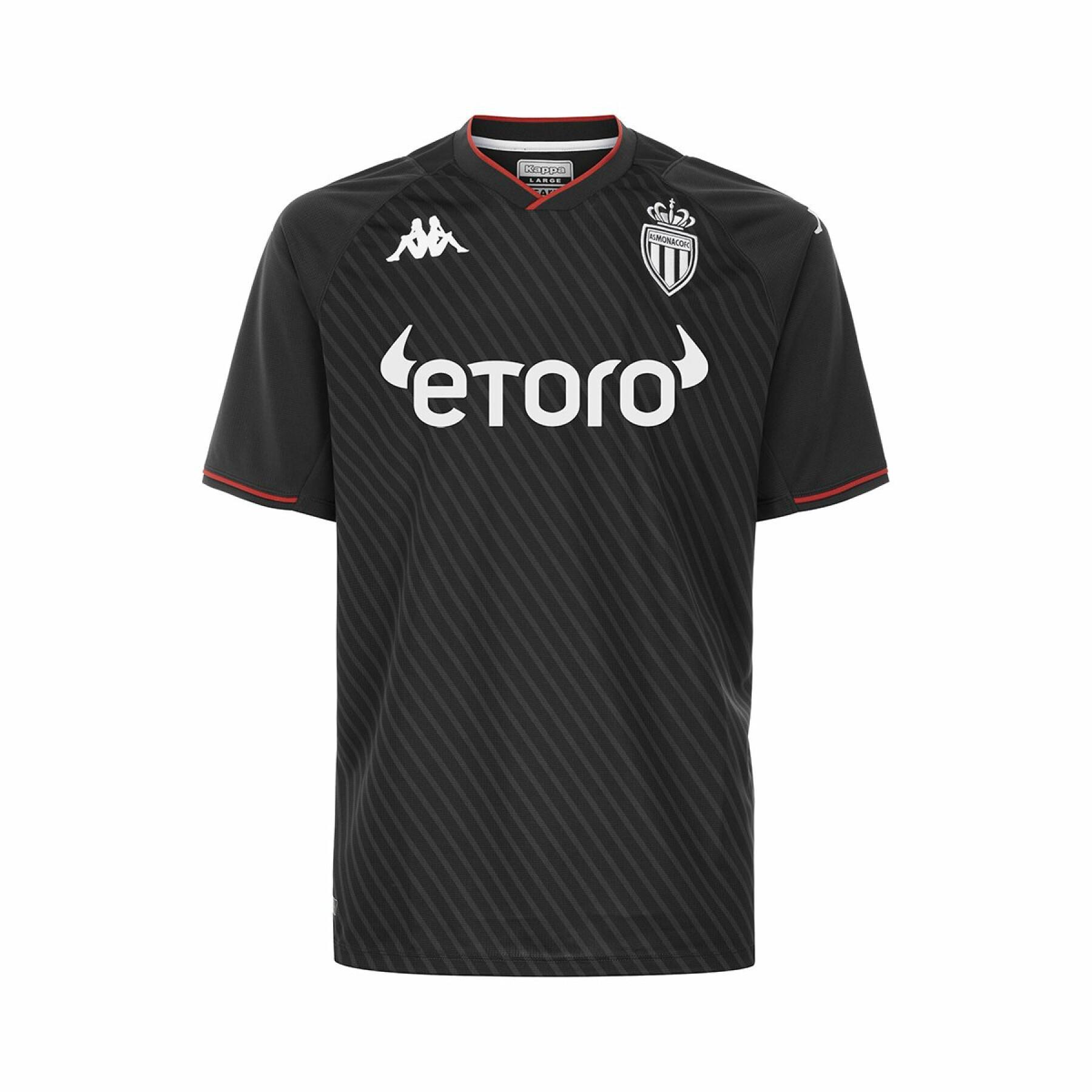 Outdoor jersey AS Monaco 2021/22