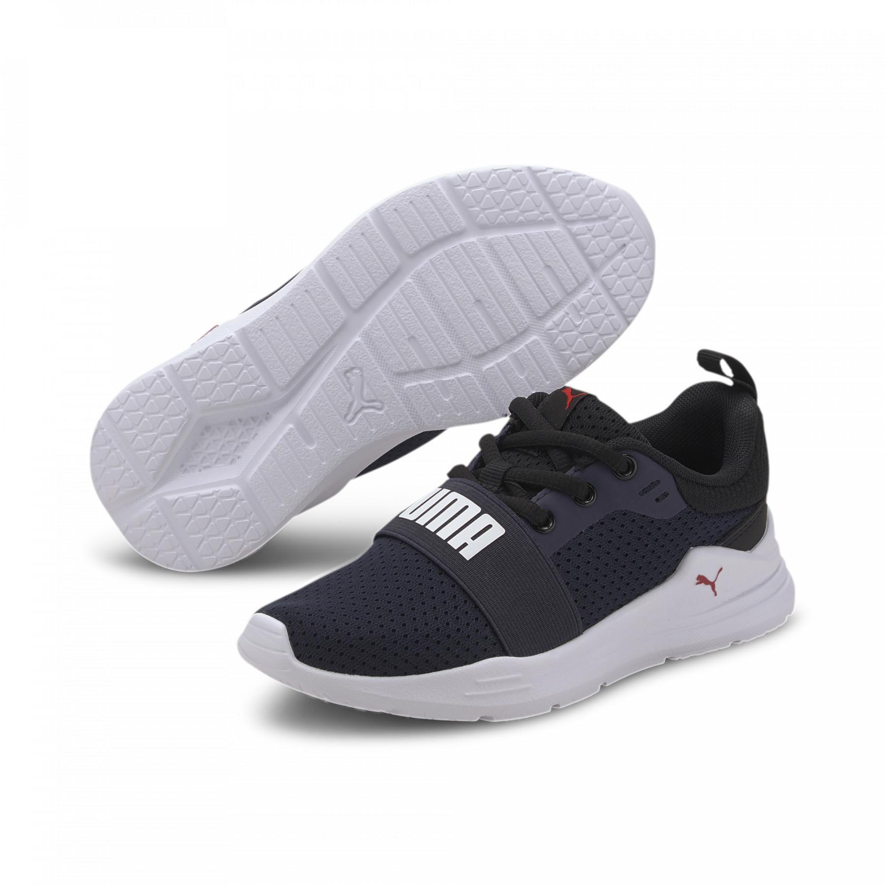 Puma Wired Run PS kid Shoes