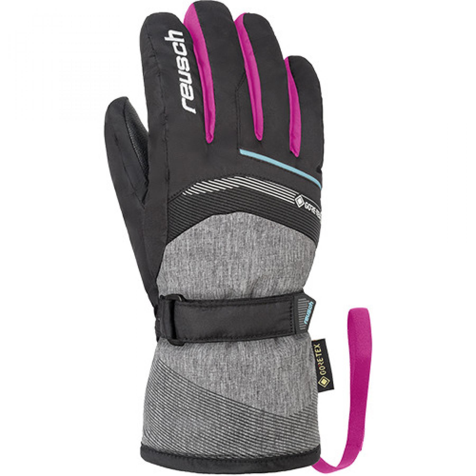 Children's gloves Reusch Bolt GTX