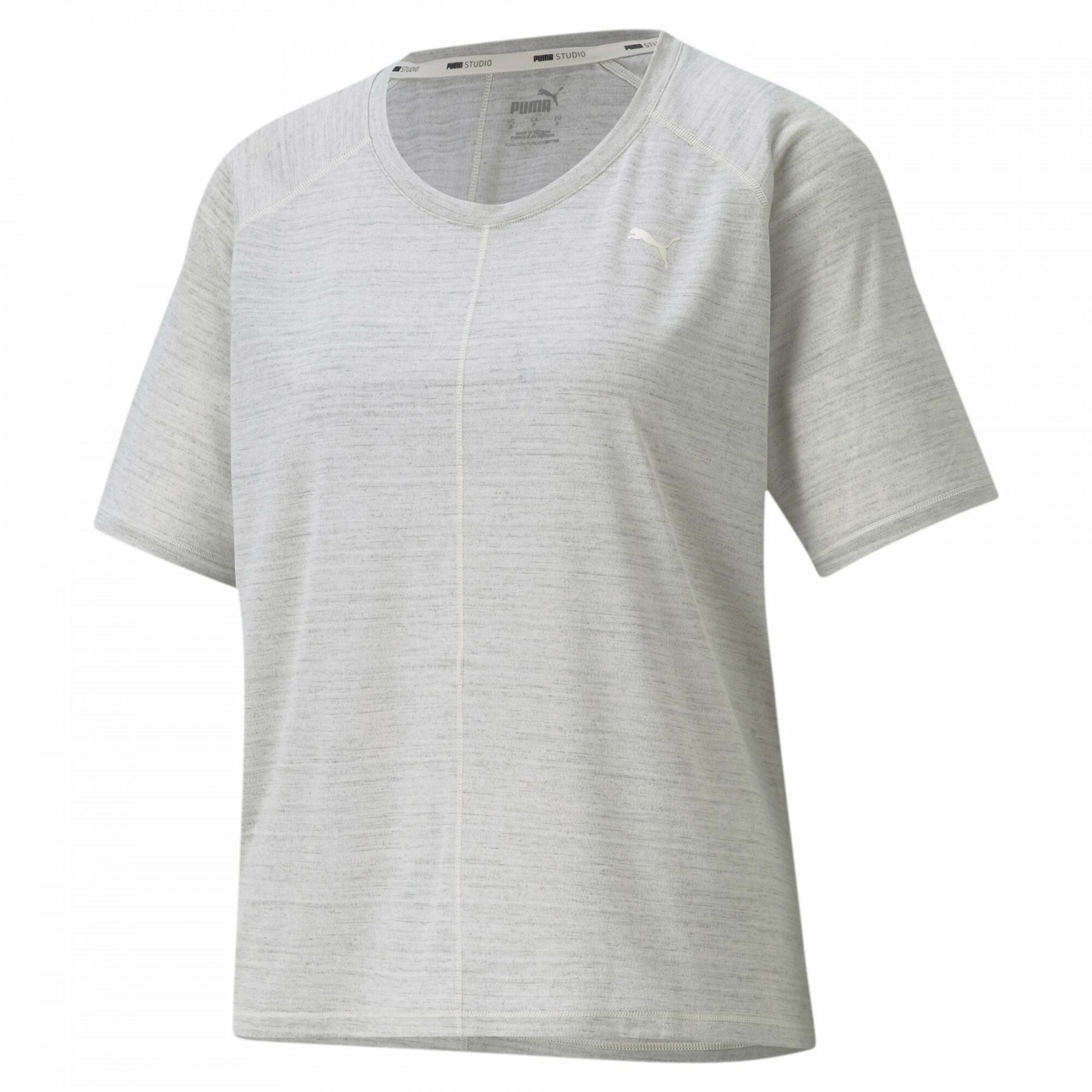 Women's T-shirt Puma Studio Graphene Relaxed