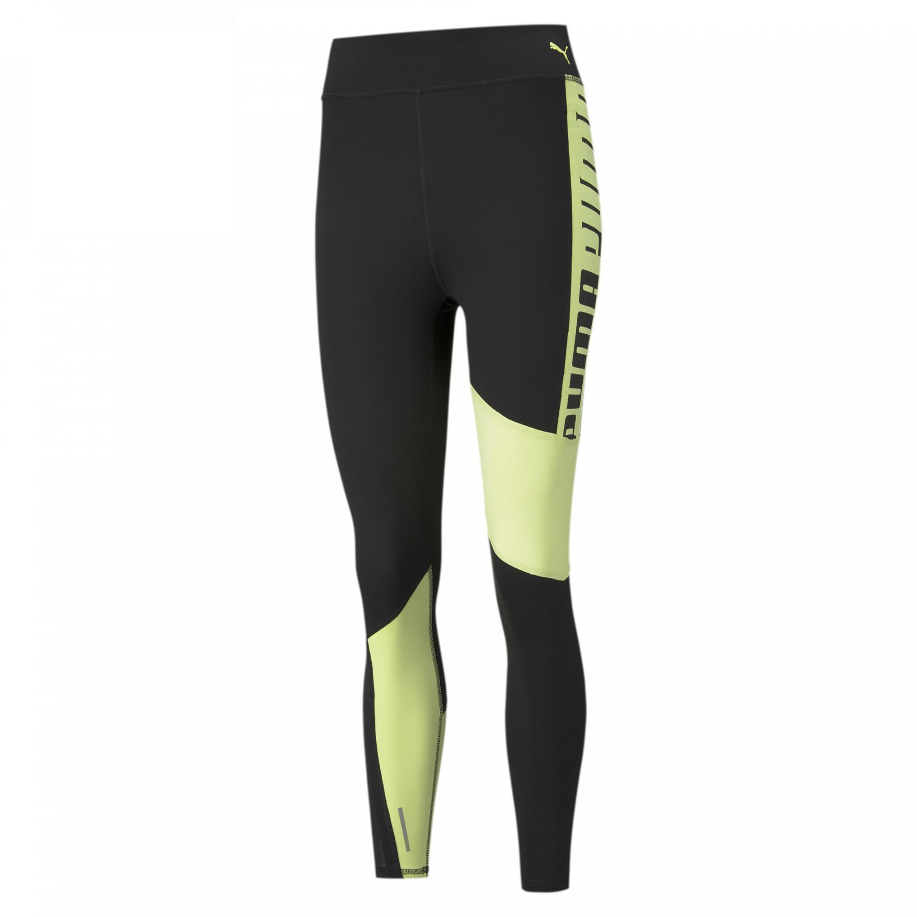 Women's high waist Puma Train Favorite Leggings Logo 7/8