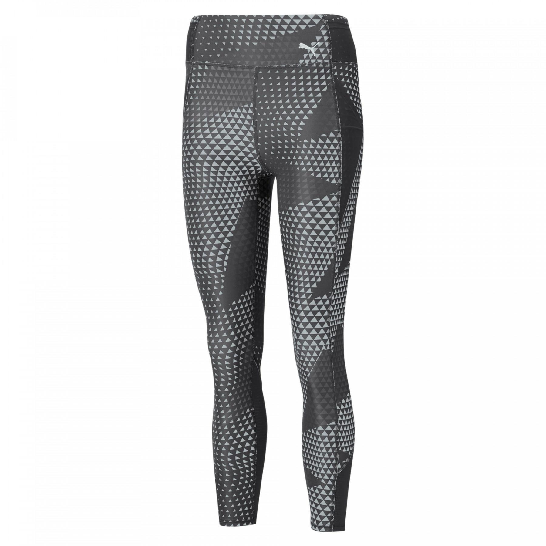 Women's high waist Puma Train Favorite AOP 7/8 leggings