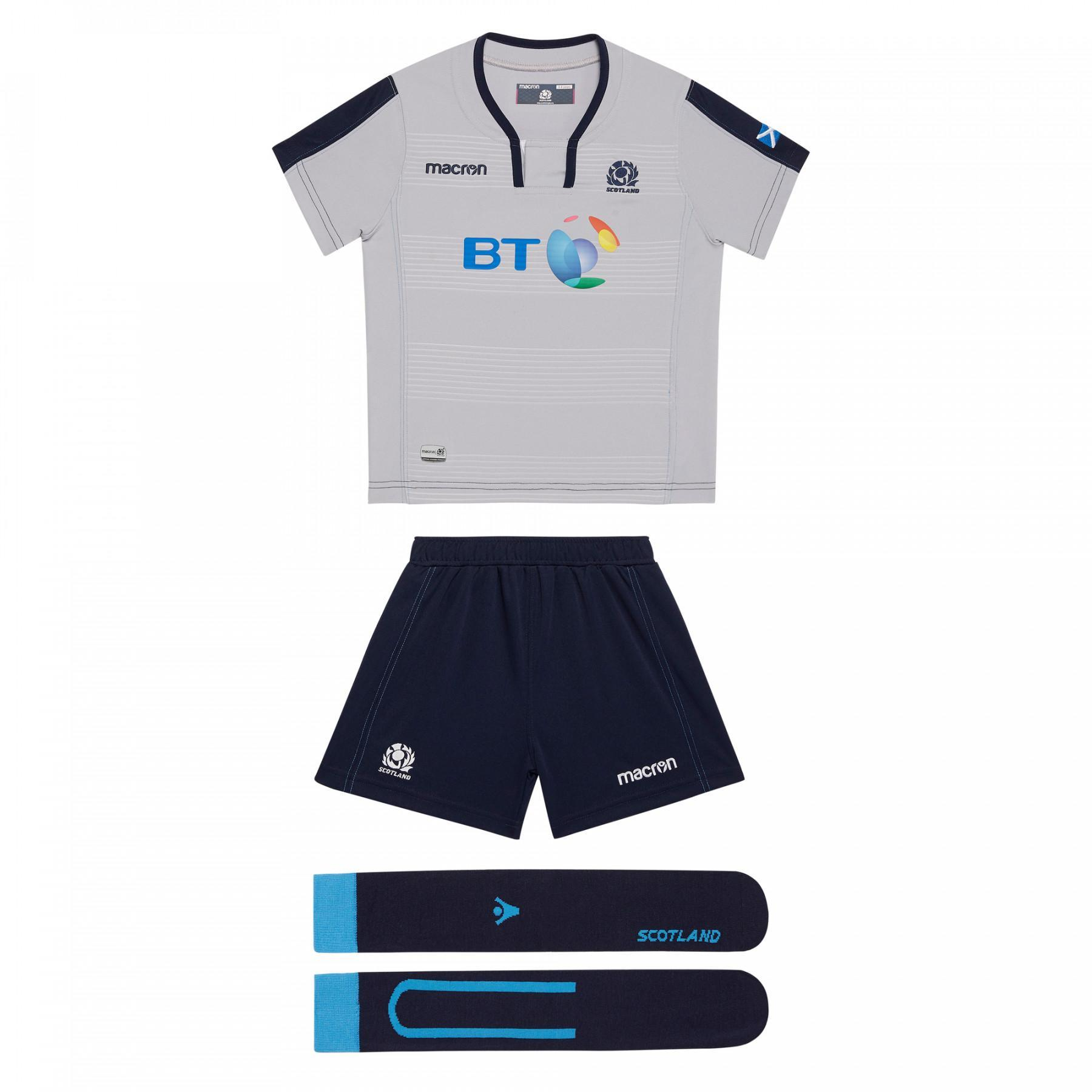 Scotland Rugby 18/19 Outdoor Mini-kit