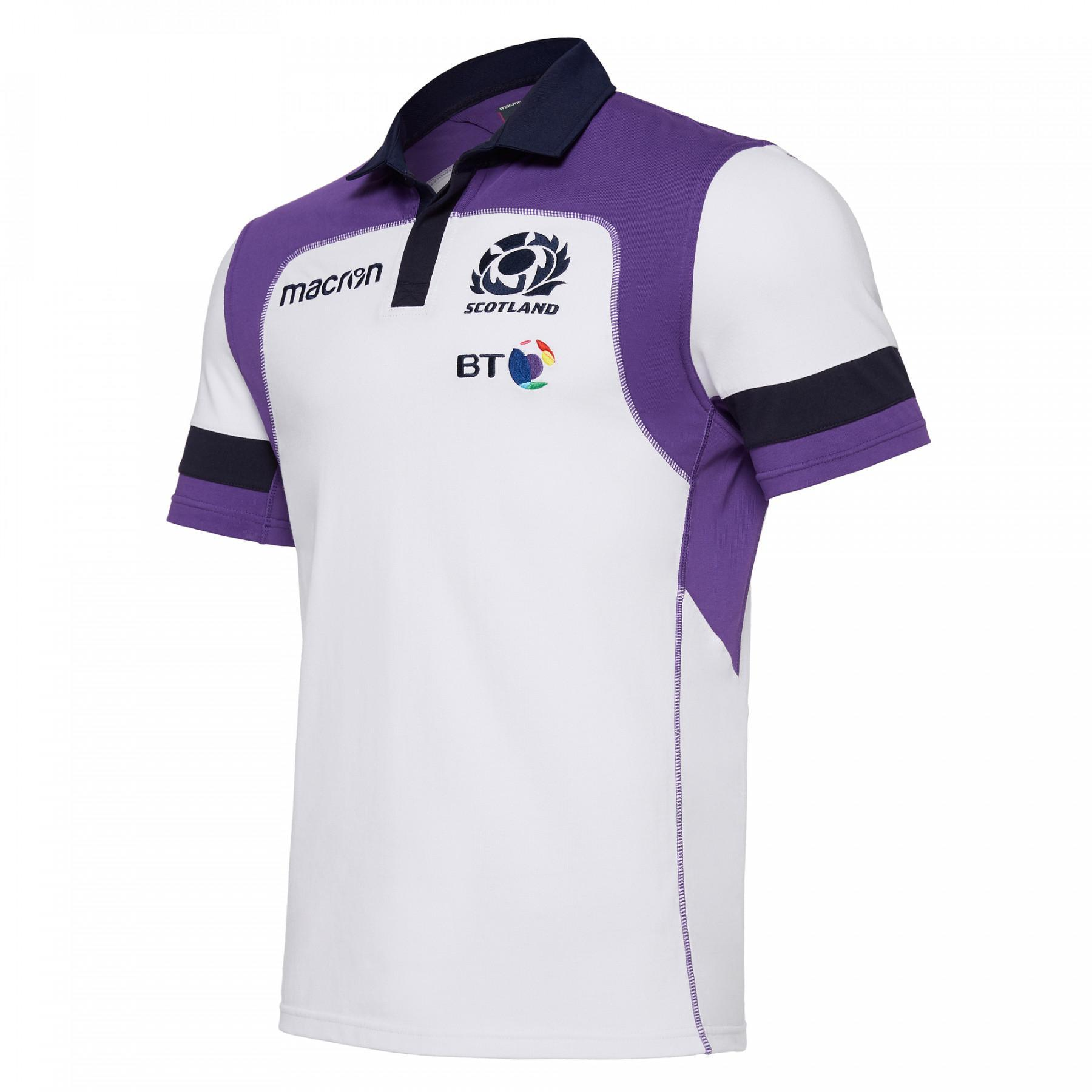 Cotton Jersey Scotland Rugby 2017-2018