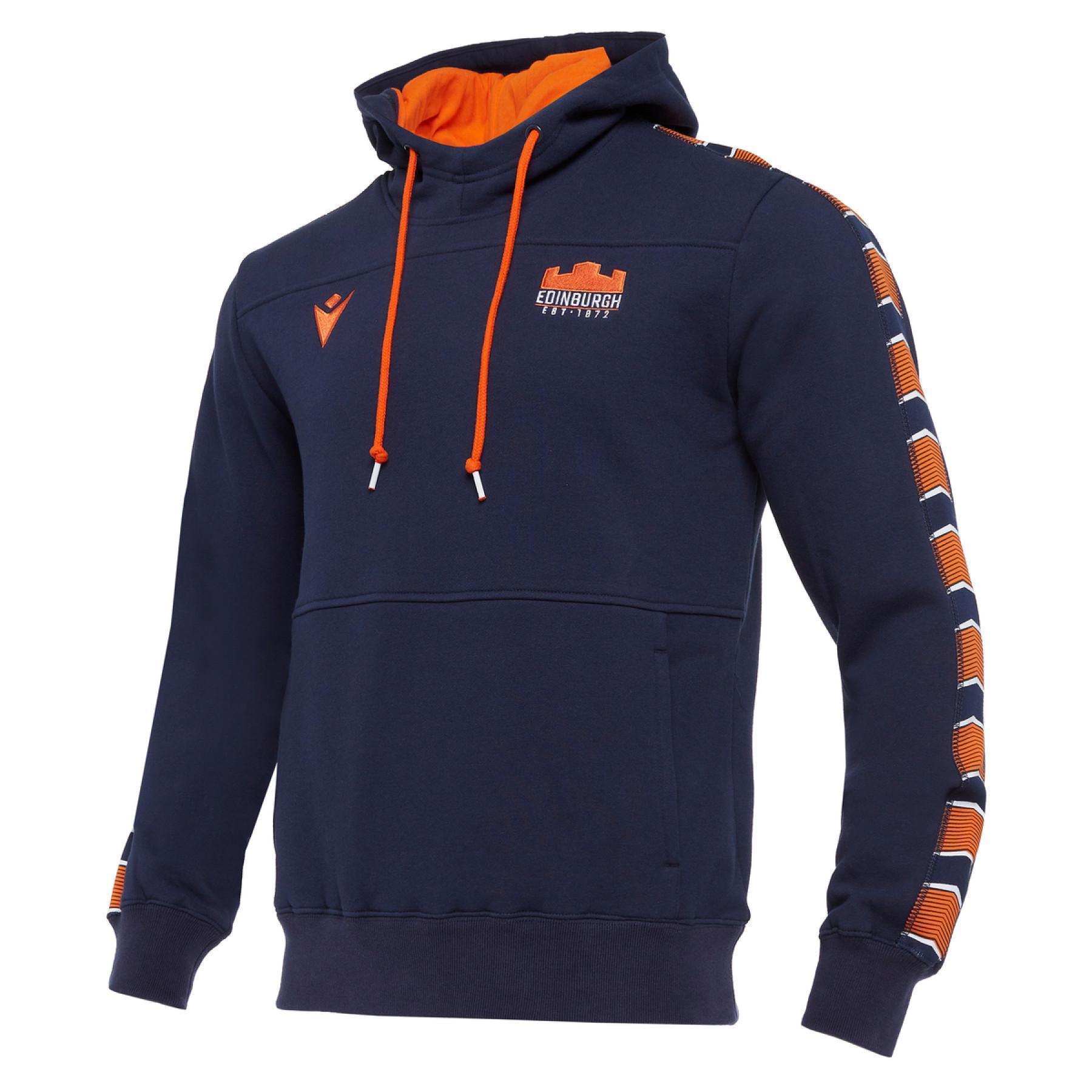 Travel Sweatshirt cotton Edinburgh rugby 2020/21