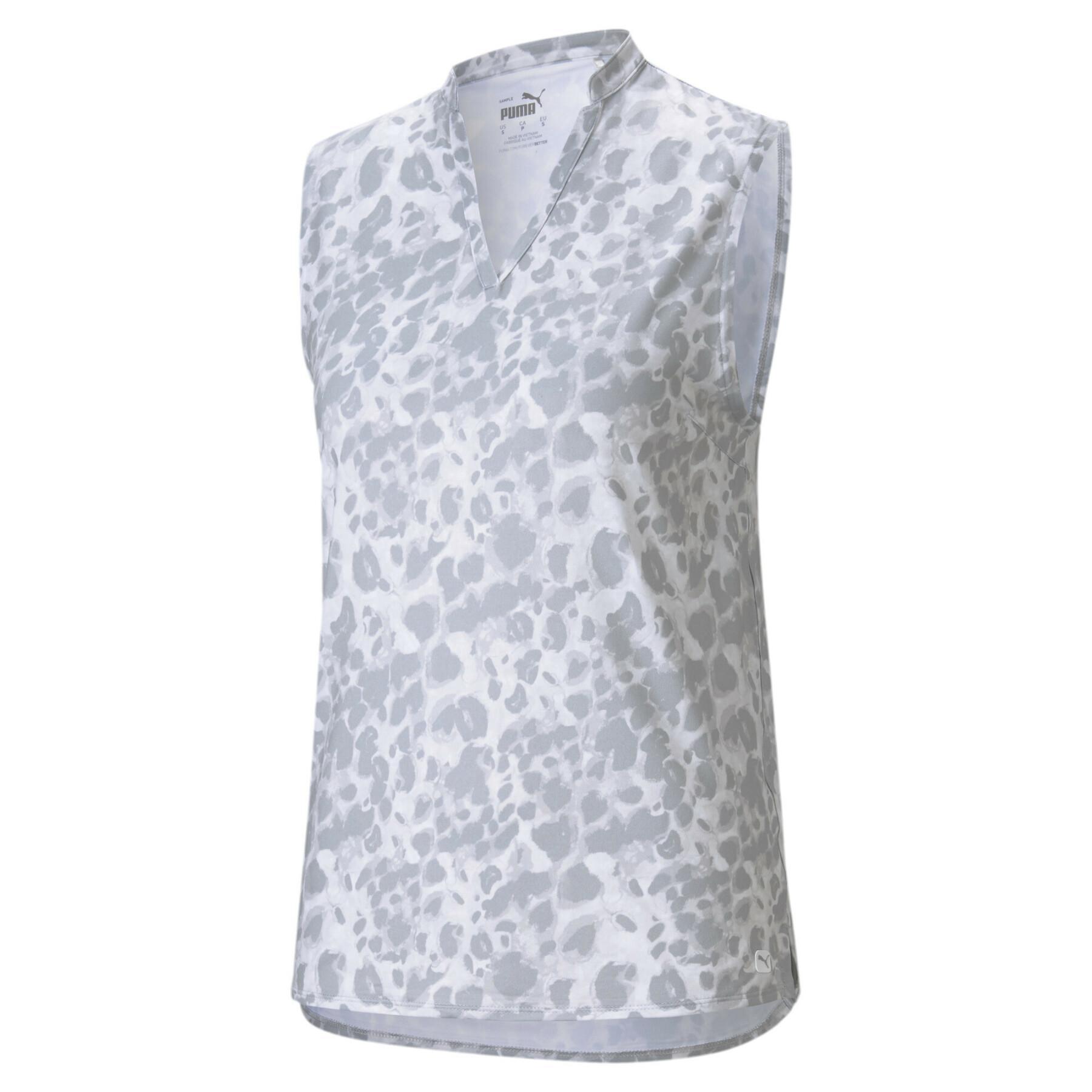 Women's polo shirt Puma Cloudspun Wilder