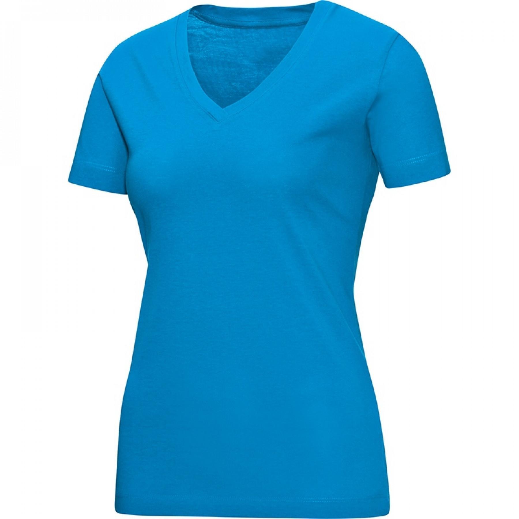 T-shirt woman Jako v-neck