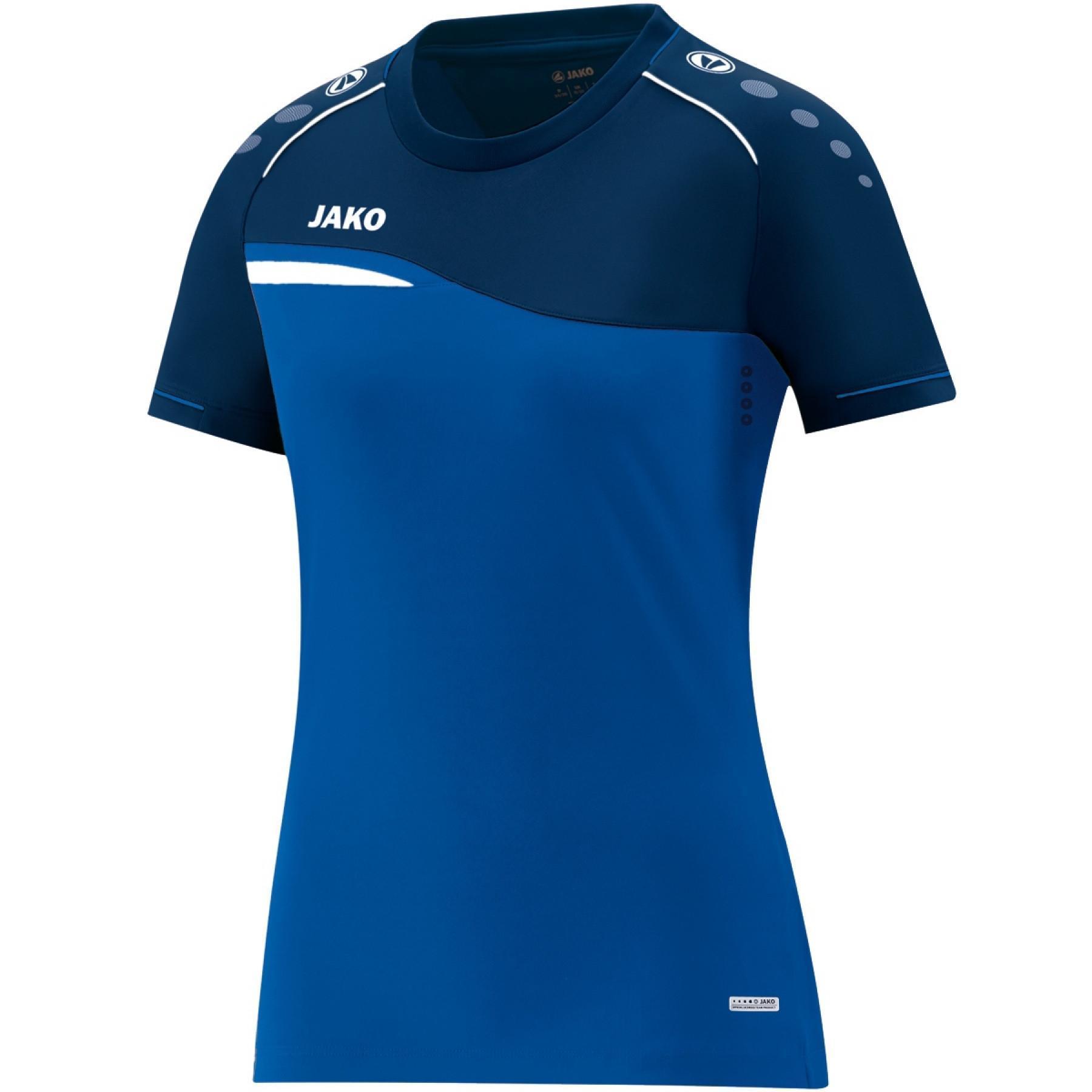 T-shirt woman Jako Competition 2.0