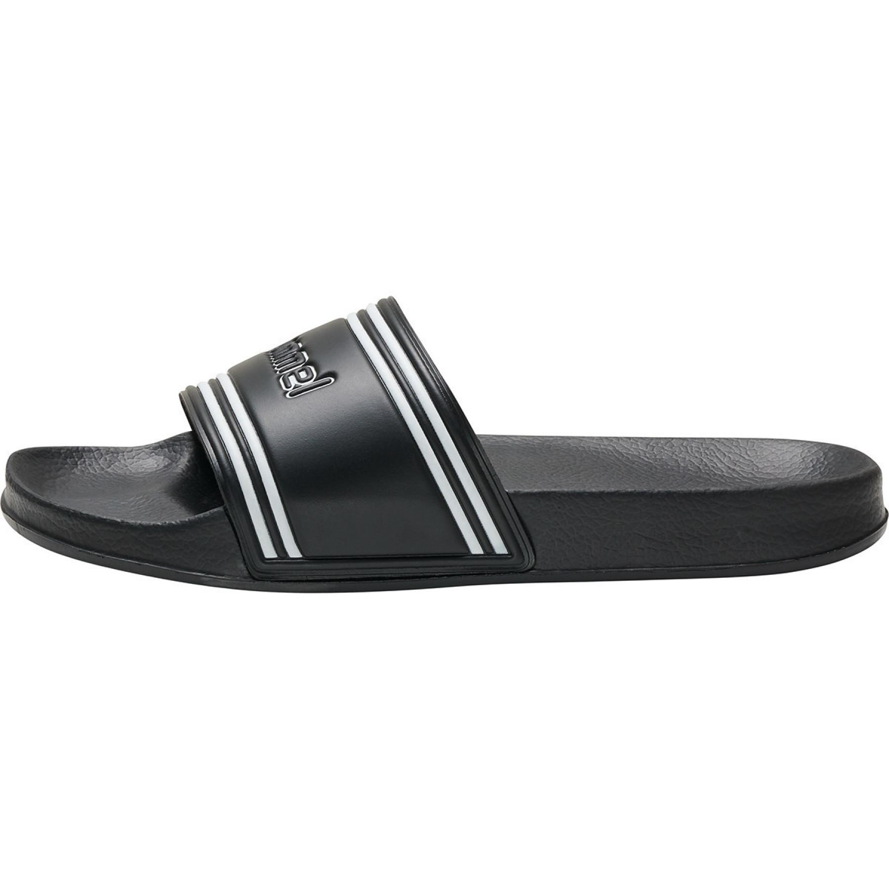 Tap shoes Hummel Pool Slide Retro