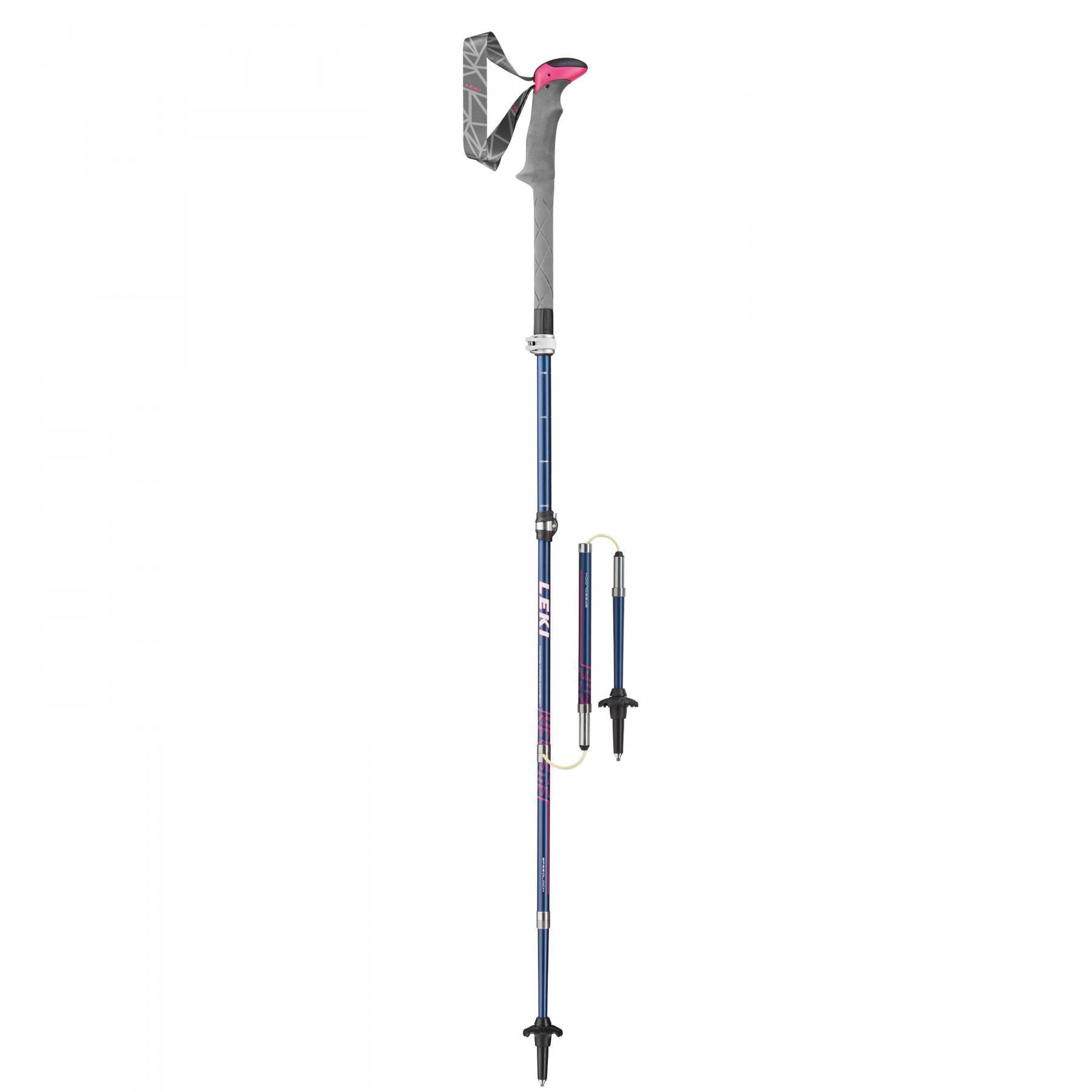 Women's sticks Leki Micro vario carbon