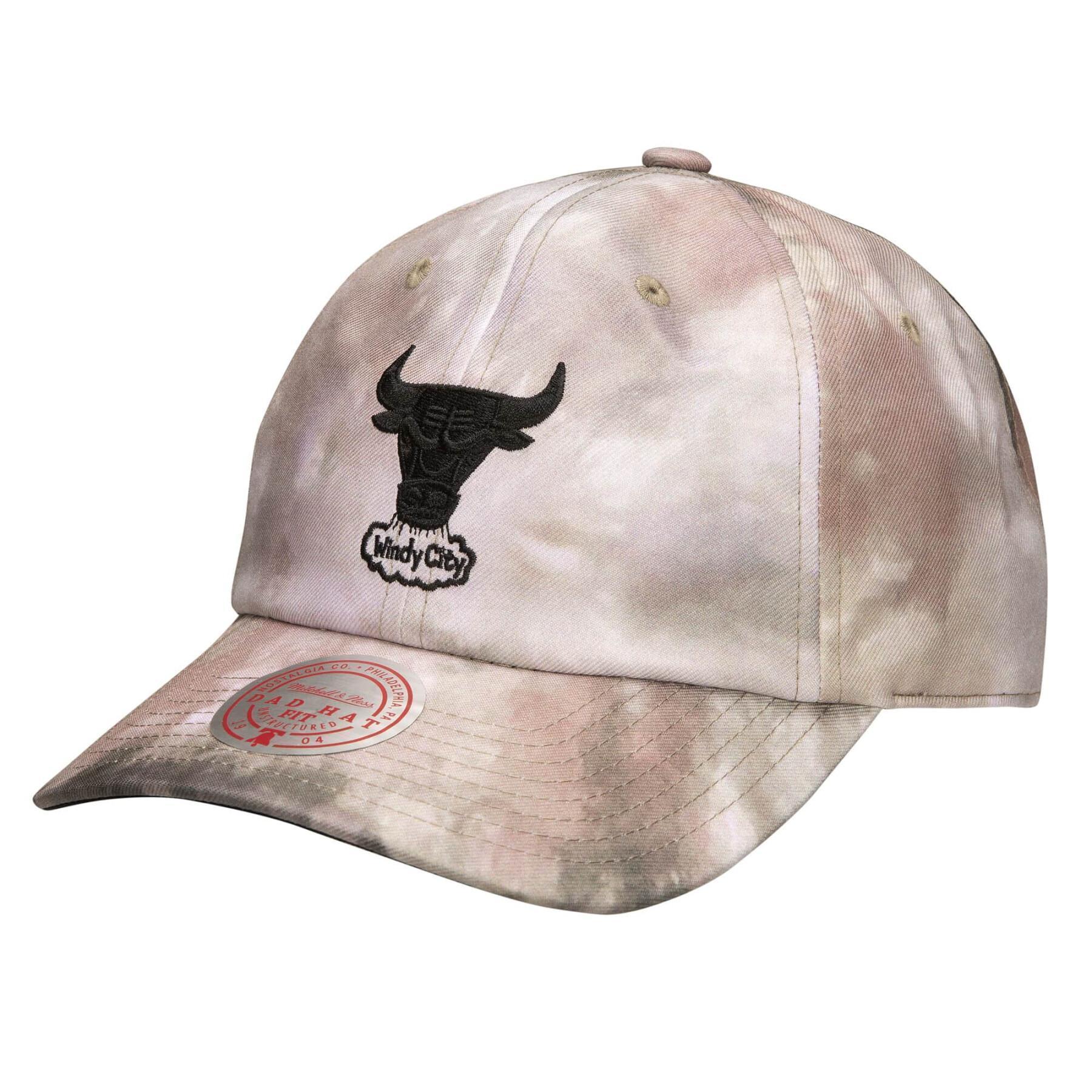 hwc strapback cap Chicago Bulls
