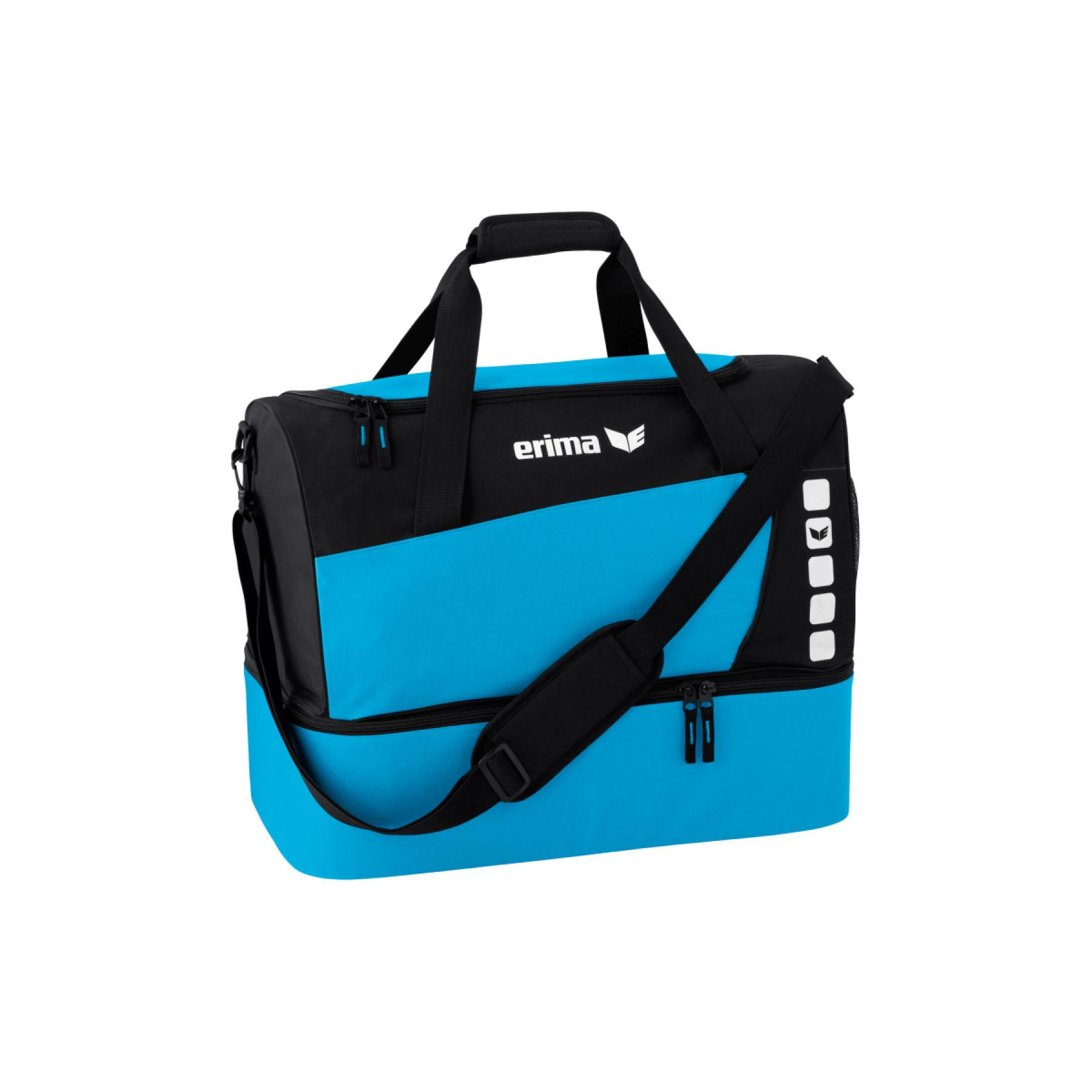 Sports bag with compartment Erima Club 5 line