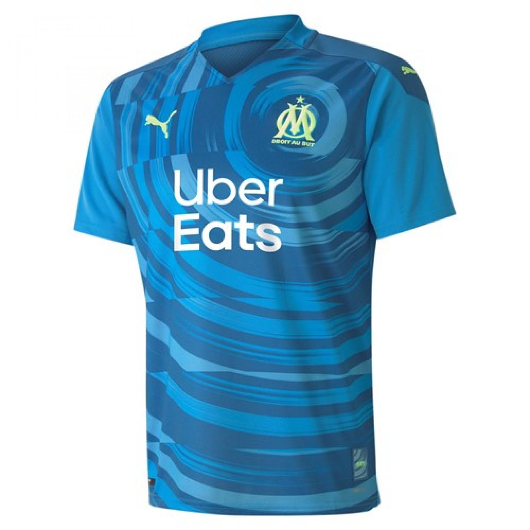 OM 2020/21 third jersey