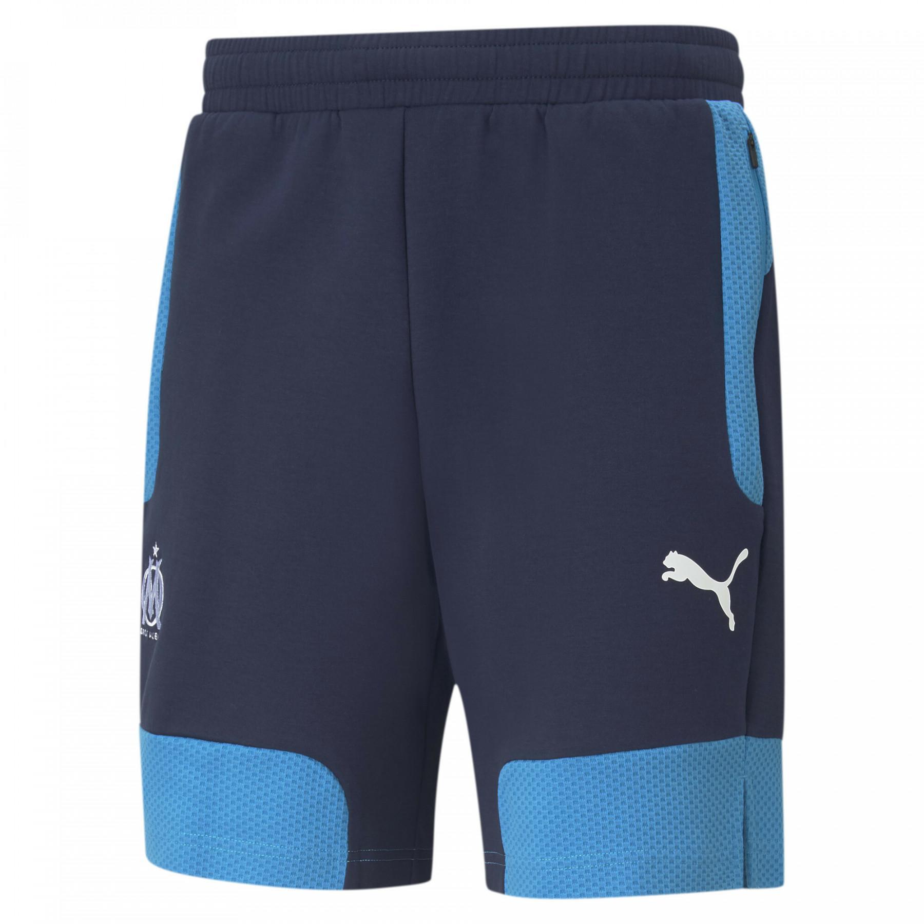 Evostripe Marseille Olympic Puma Shorts