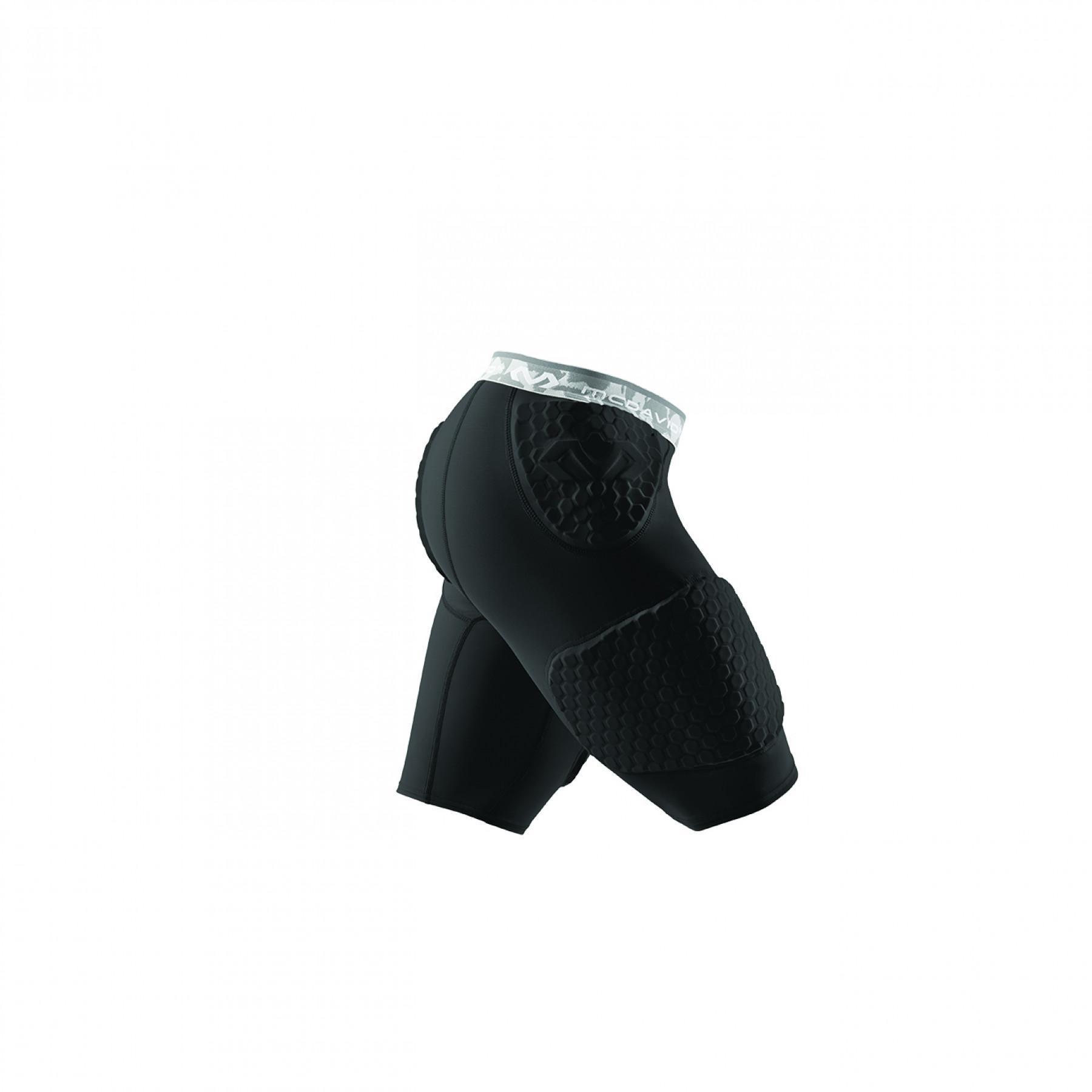 "Protective Shorts McDavid HexTM ""Wrap-Around"" Black"