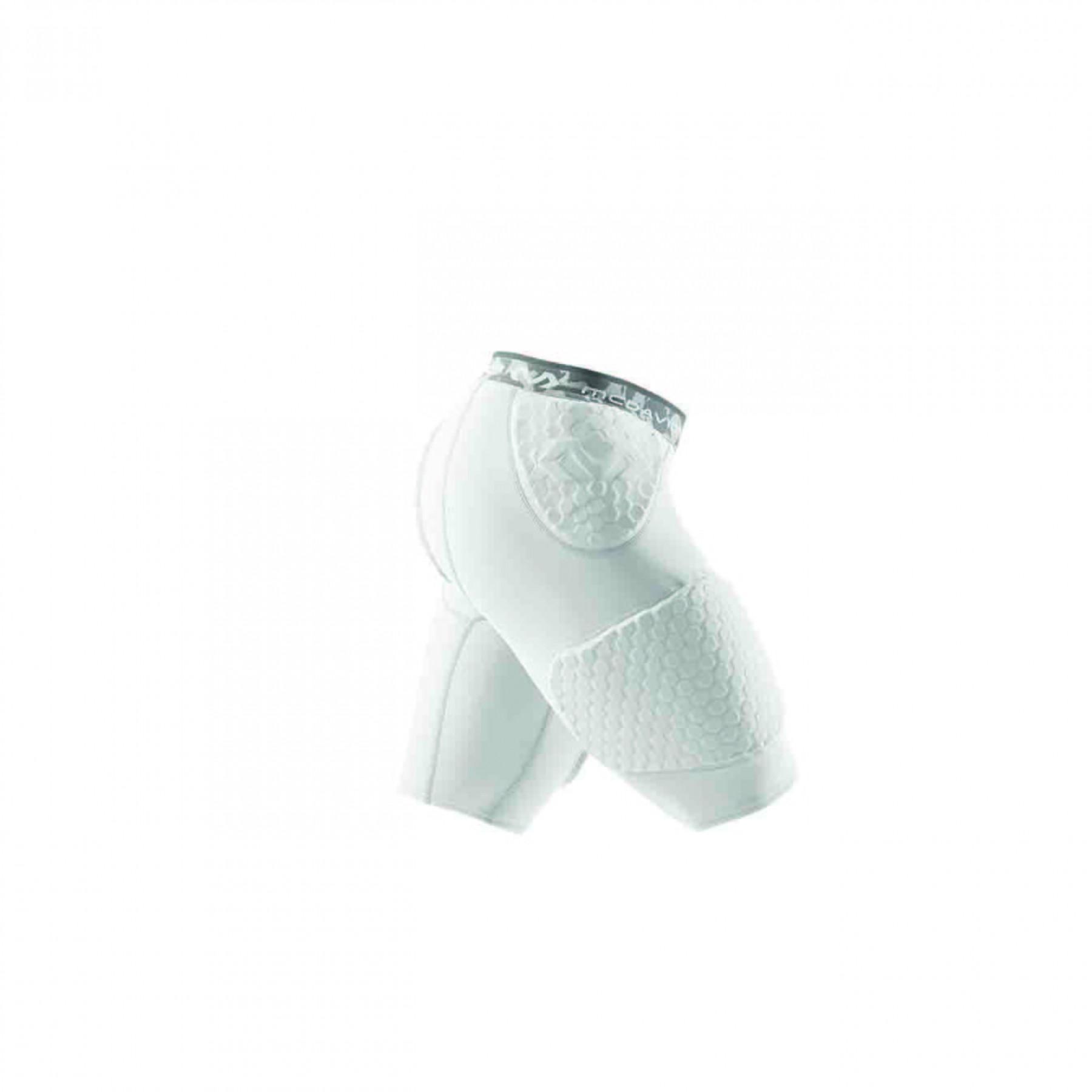 "Protective Shorts McDavid HexTM ""Wrap-Around"" White"
