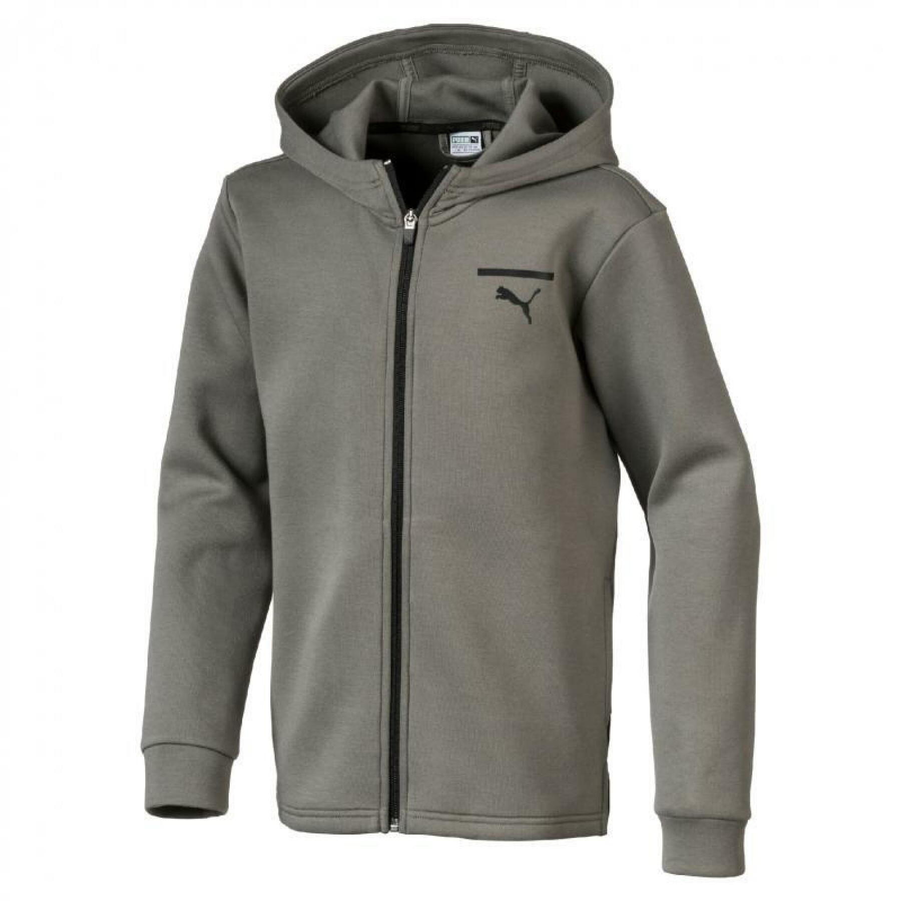 Children's jacket Puma Evostripe