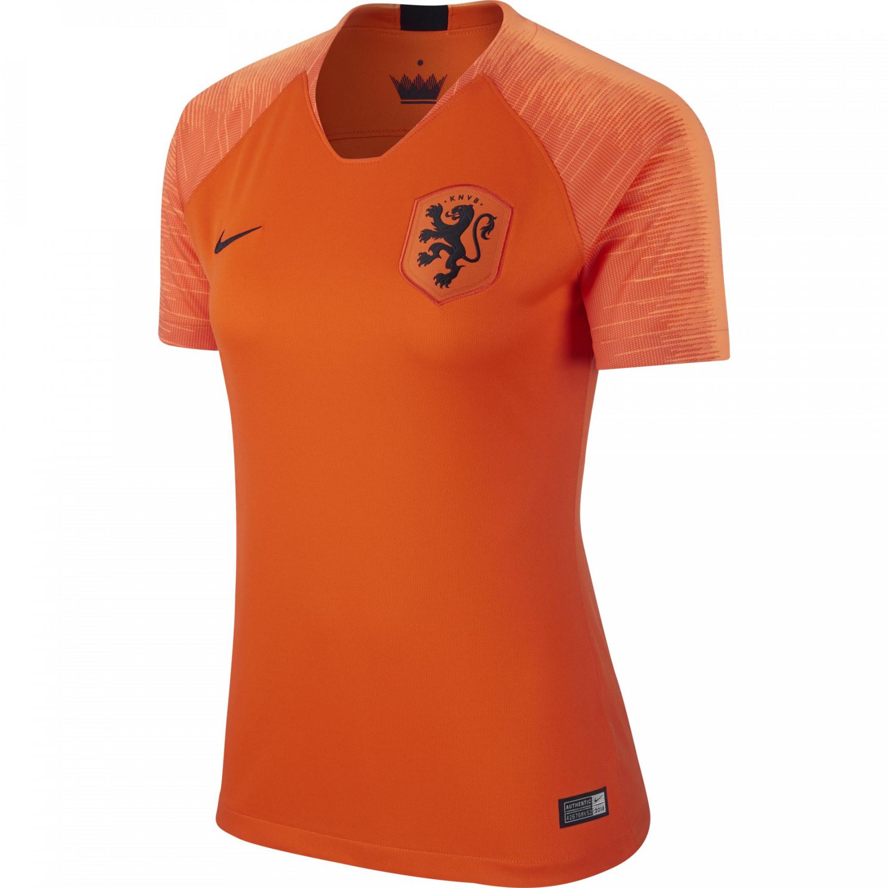 home shirt woman Netherlands 2018