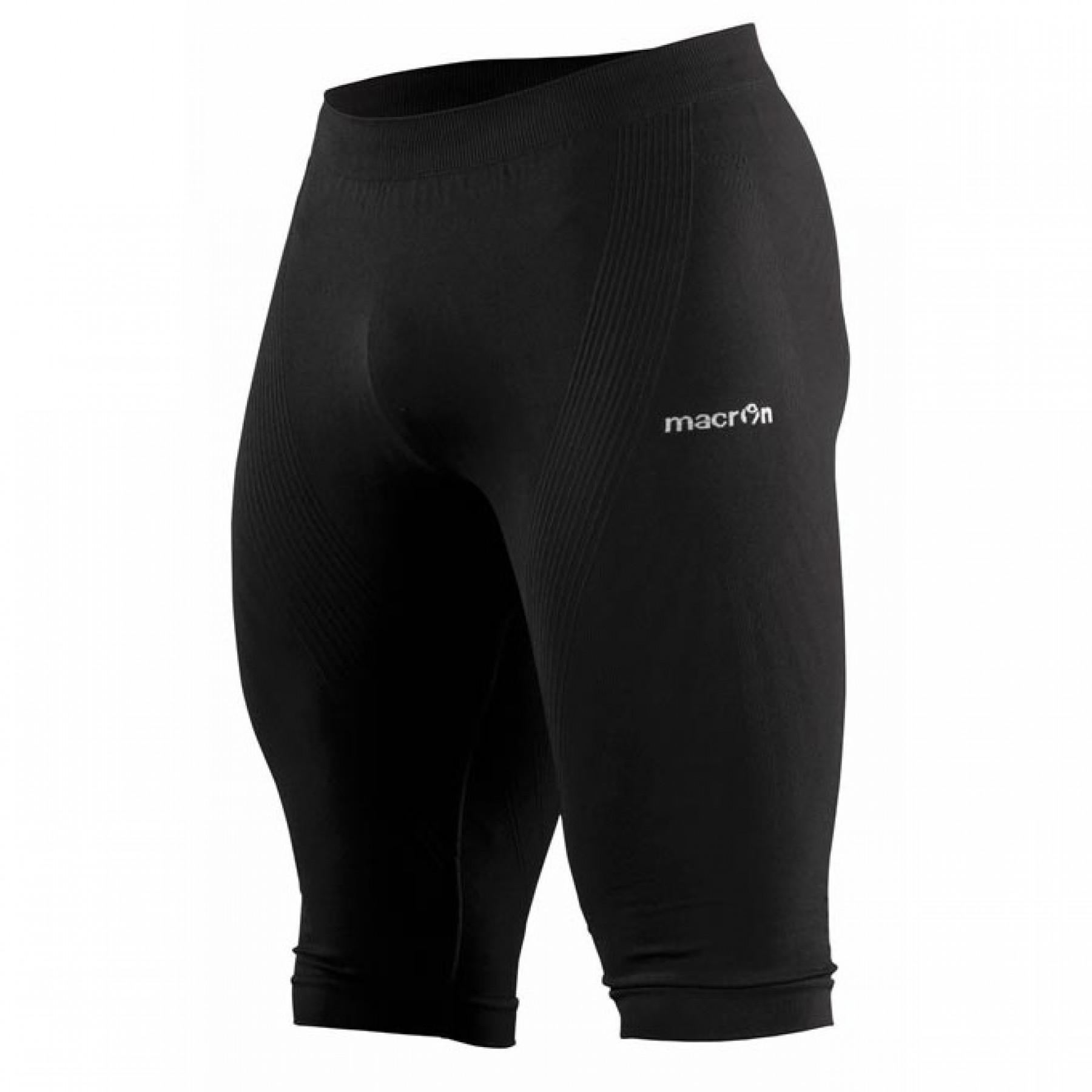 compression shorts Macron gamma