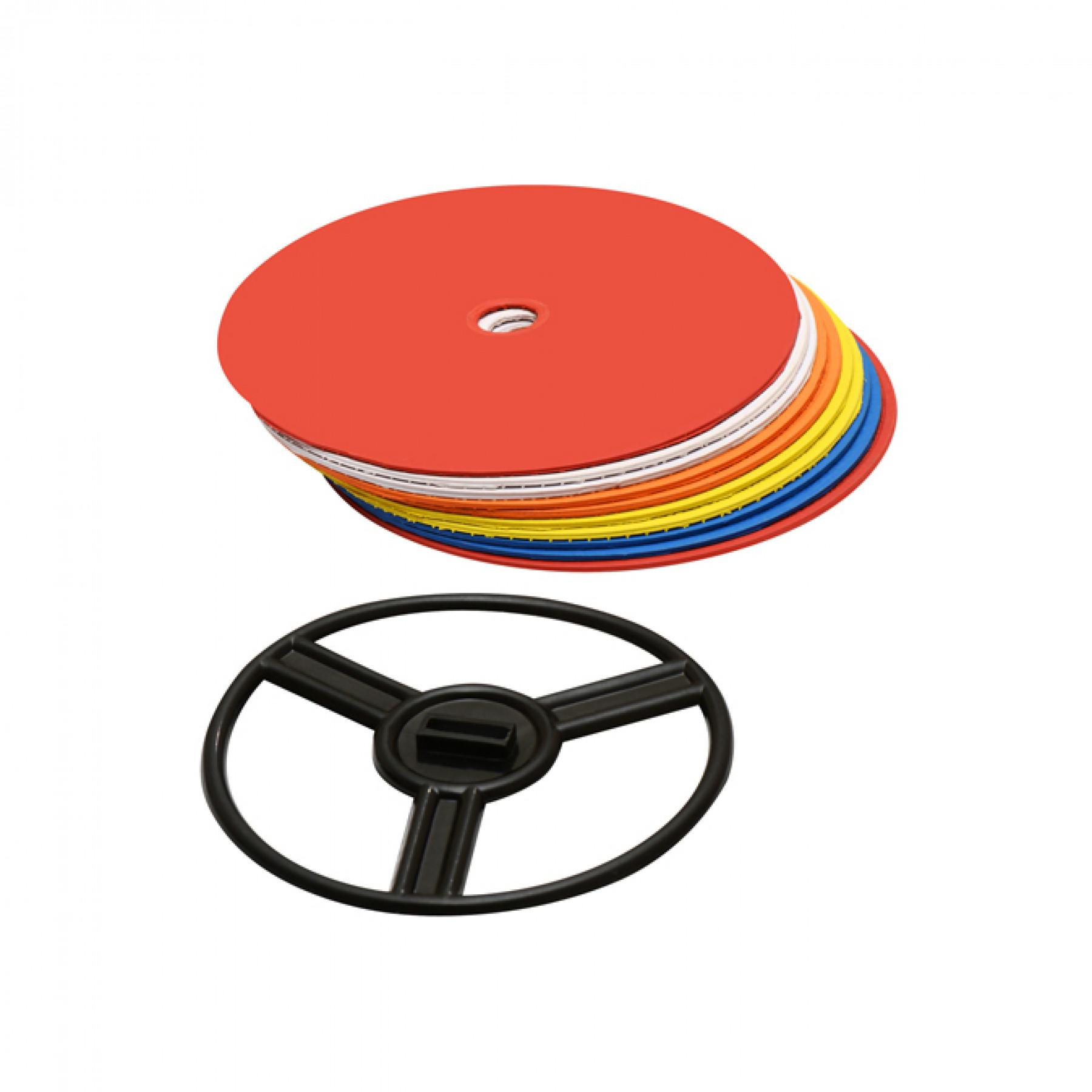 Set 10 marking discs Macron