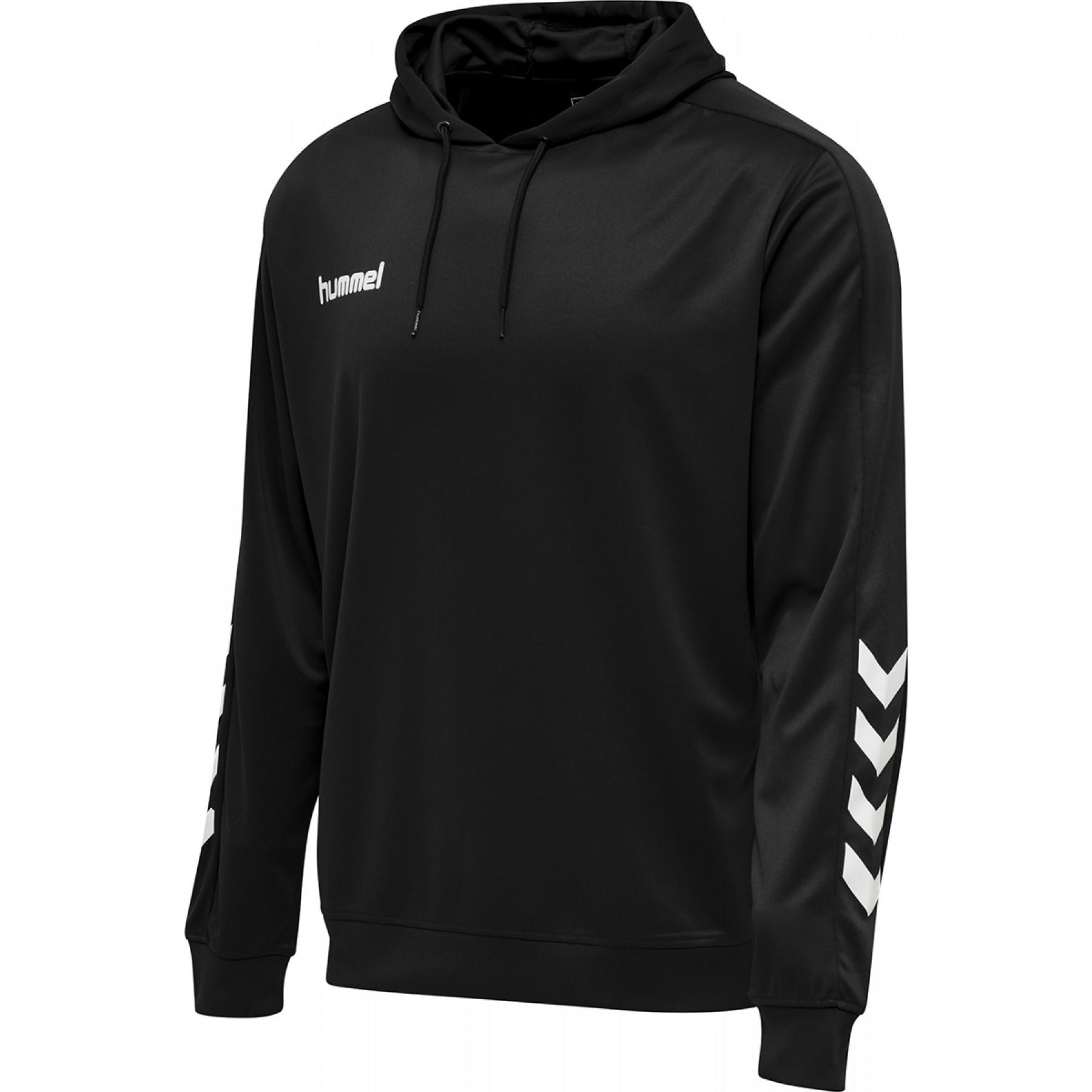 Hooded sweatshirt Hummel hmlPROMO Poly