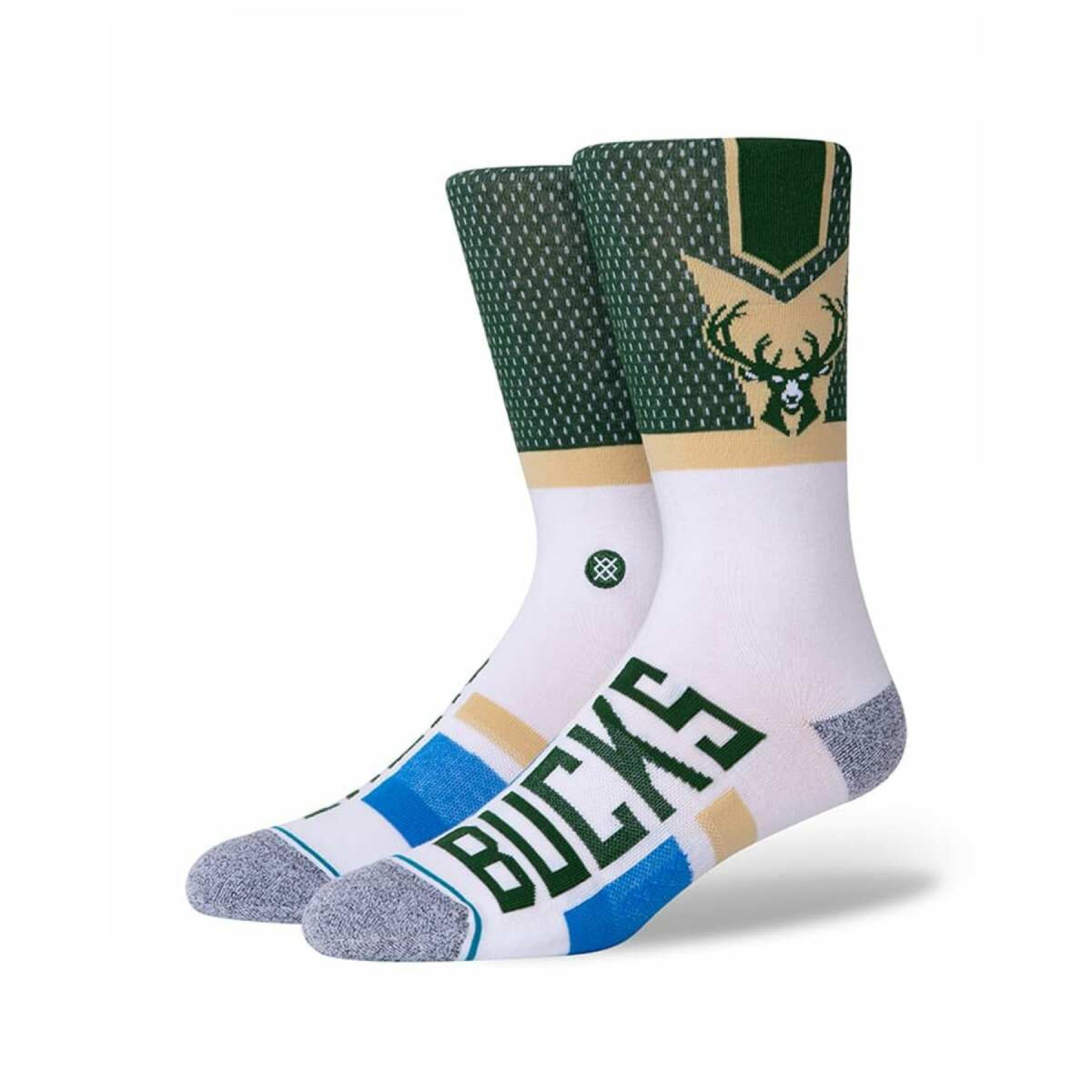 Socks Milwaukee Bucks