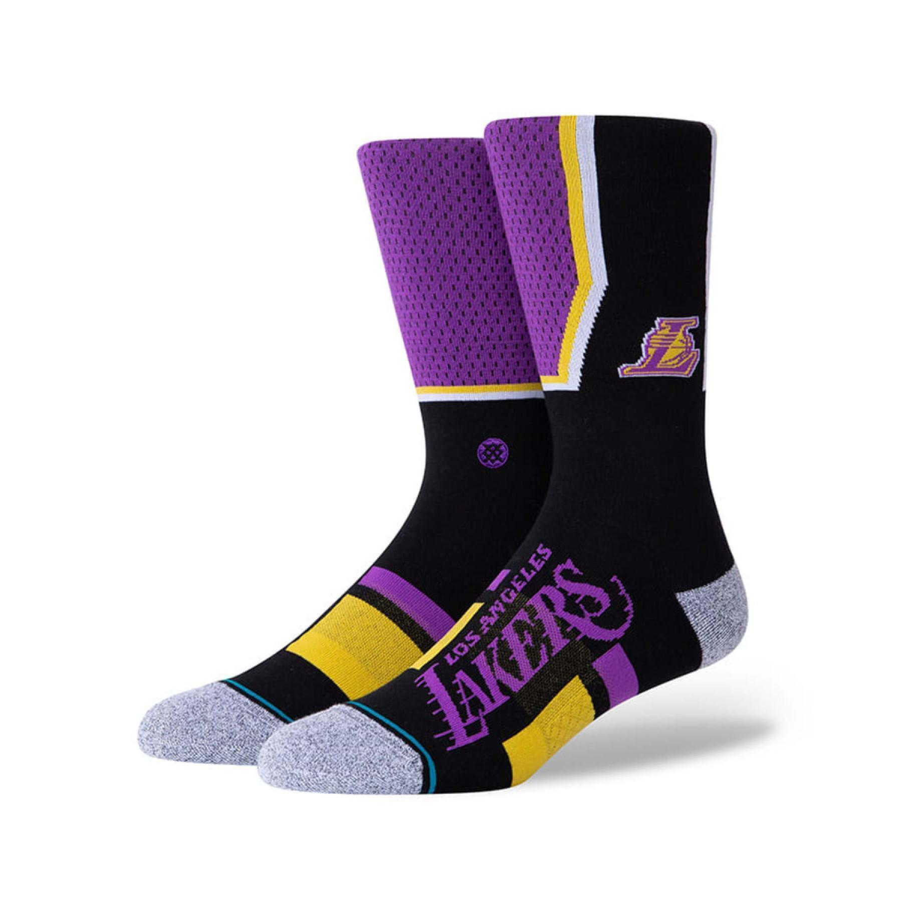Socks Los Angeles Lakers Shortcut 2