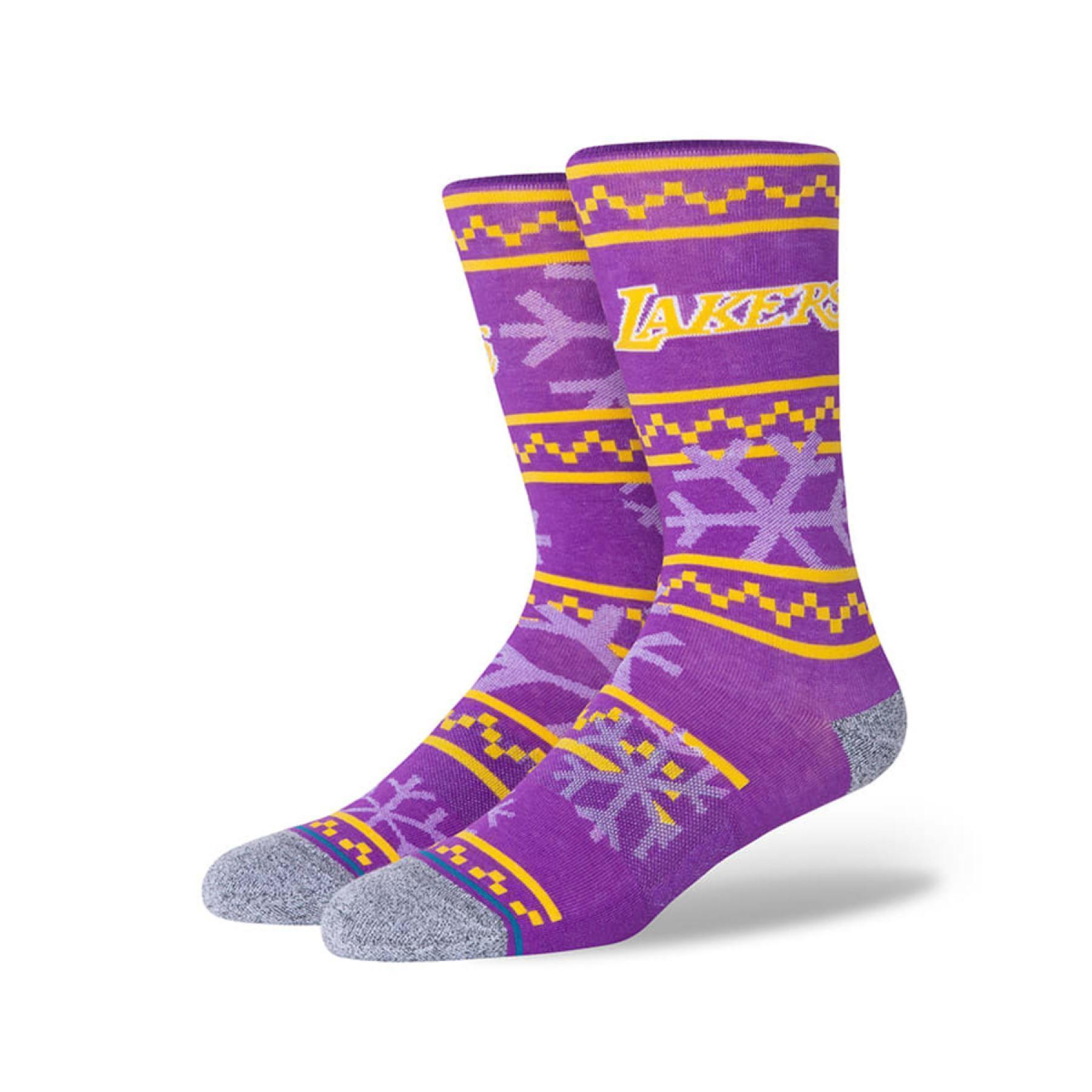 Socks Los Angeles Lakers