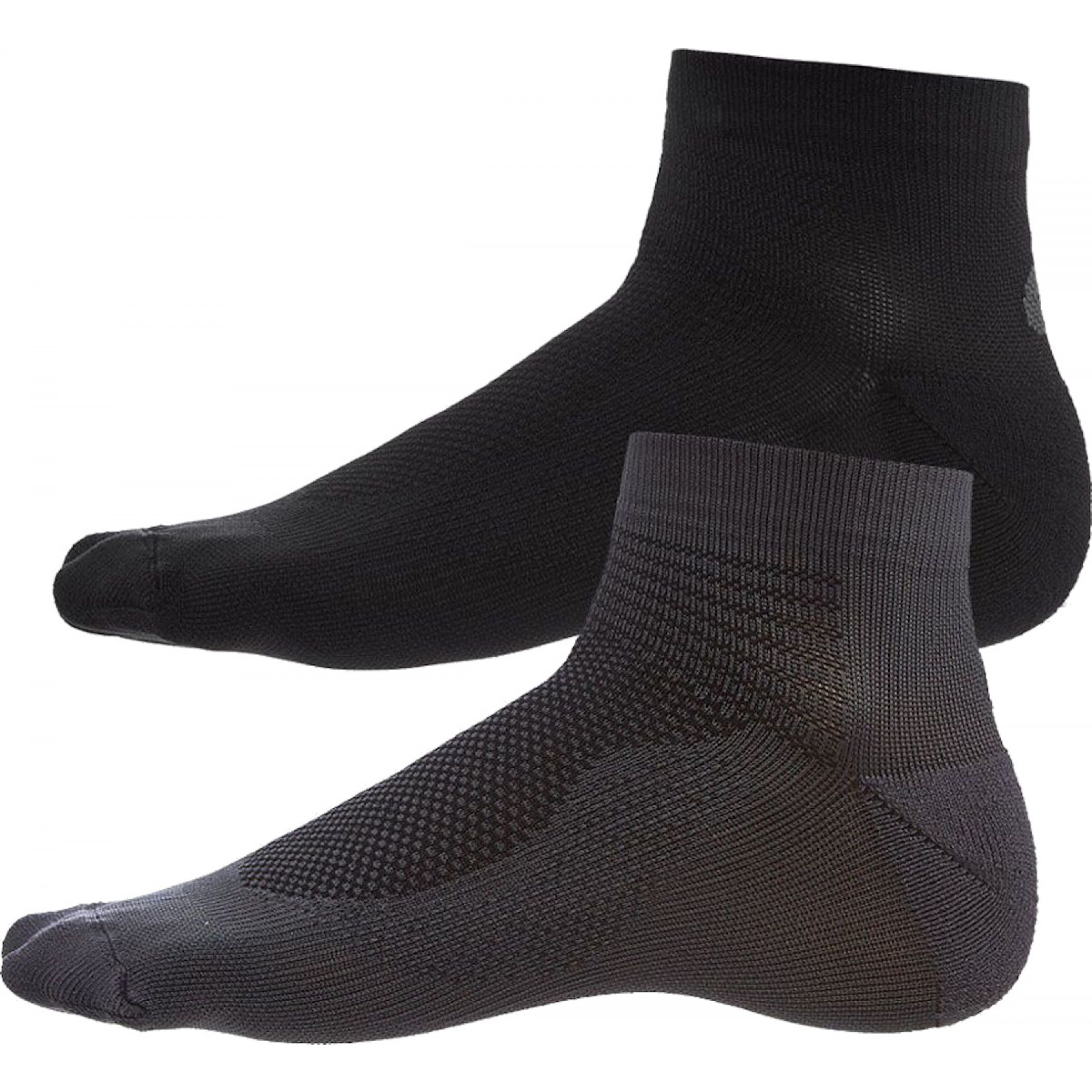 Asics Ultra Lightweight Quarter Socks - Set of 2