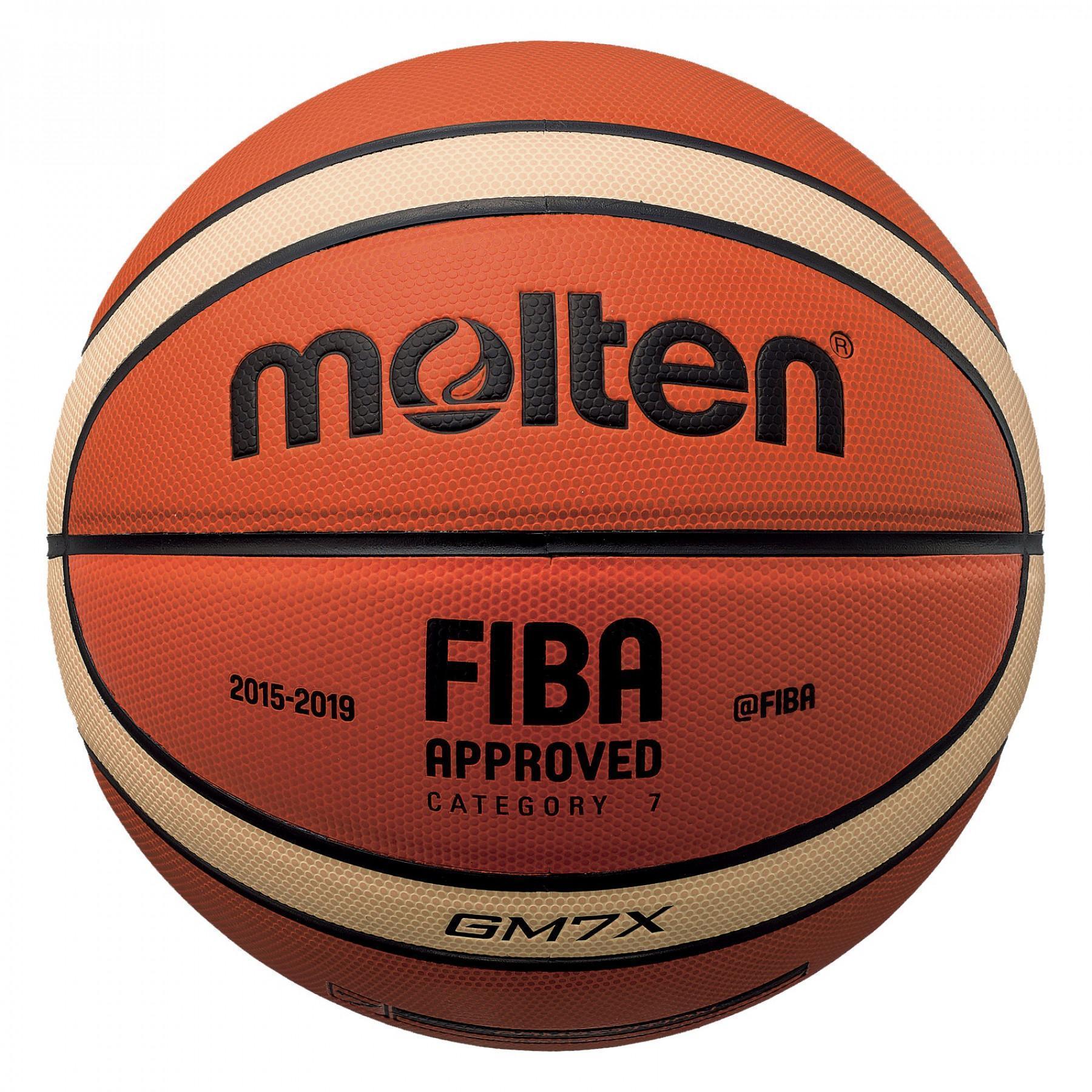 Molten BGMX competition ball