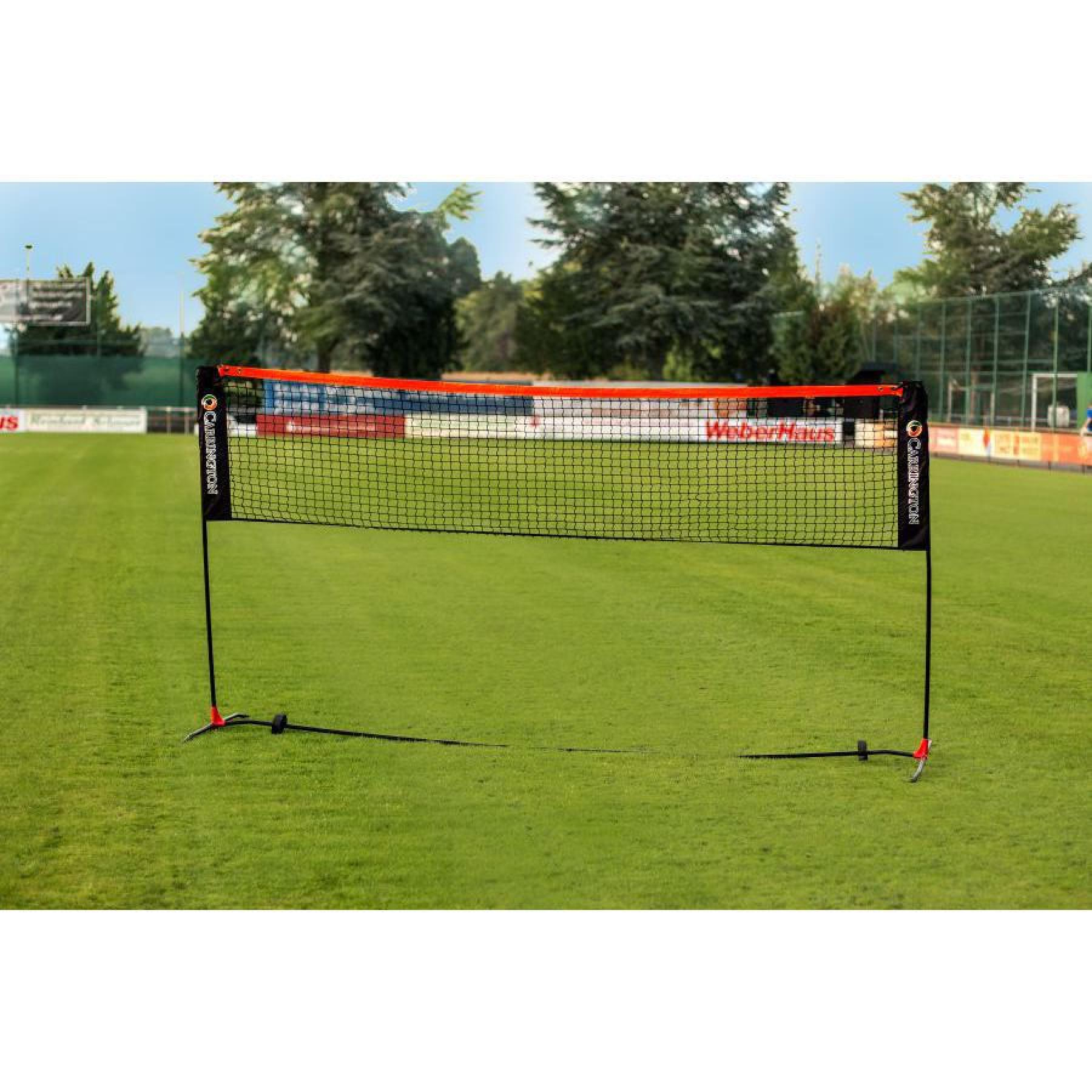 Transportable Power Shot Badminton Net