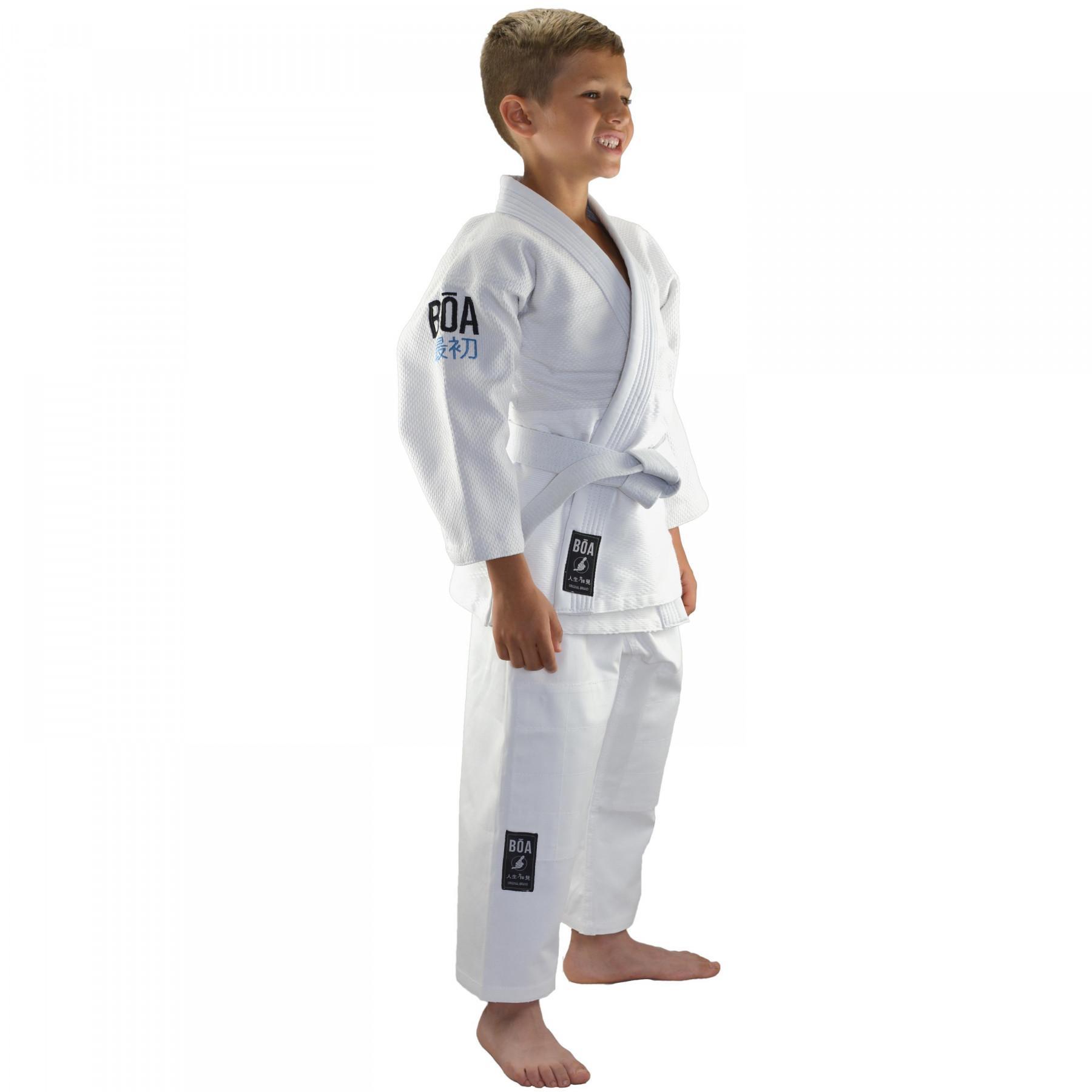 Junior judo kimono Bõa Saisho 2.0 130