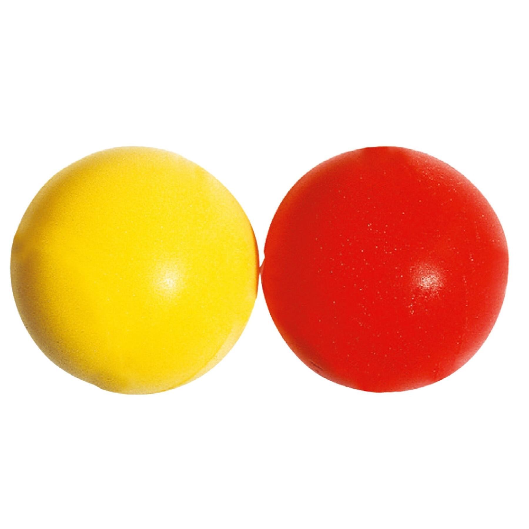Foam tennis ball