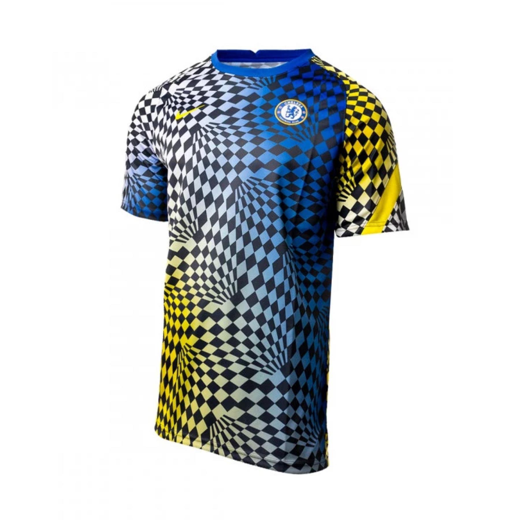Pre-match jersey Chelsea 2021/22