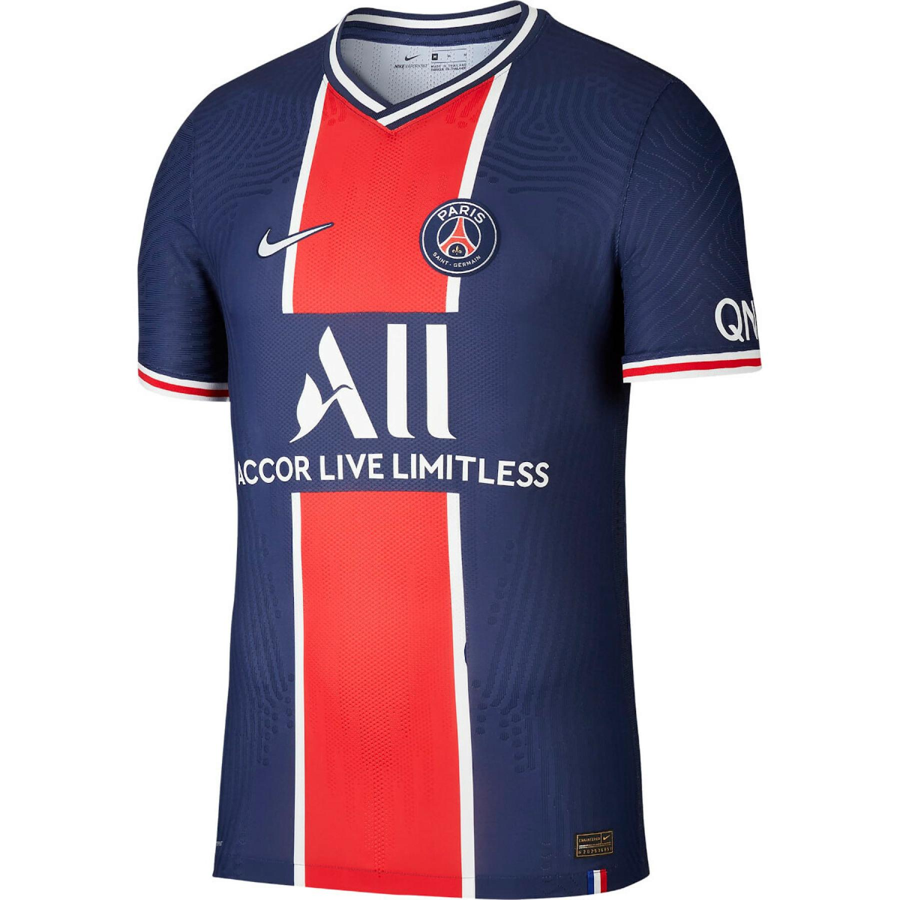 Nike Paris SG 2020/21 Vapor Match Home Shirt