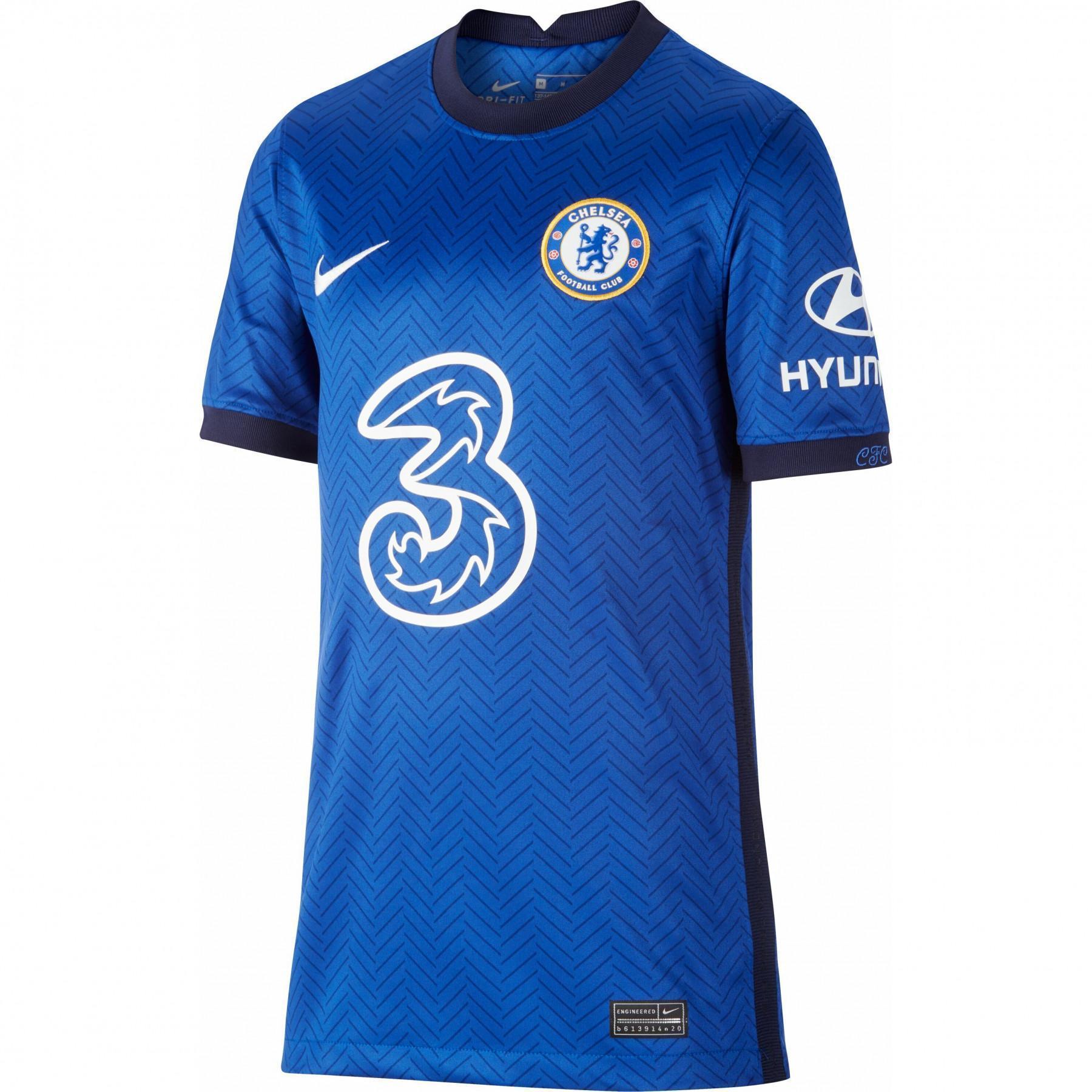 Children's home jersey Chelsea 2020/21