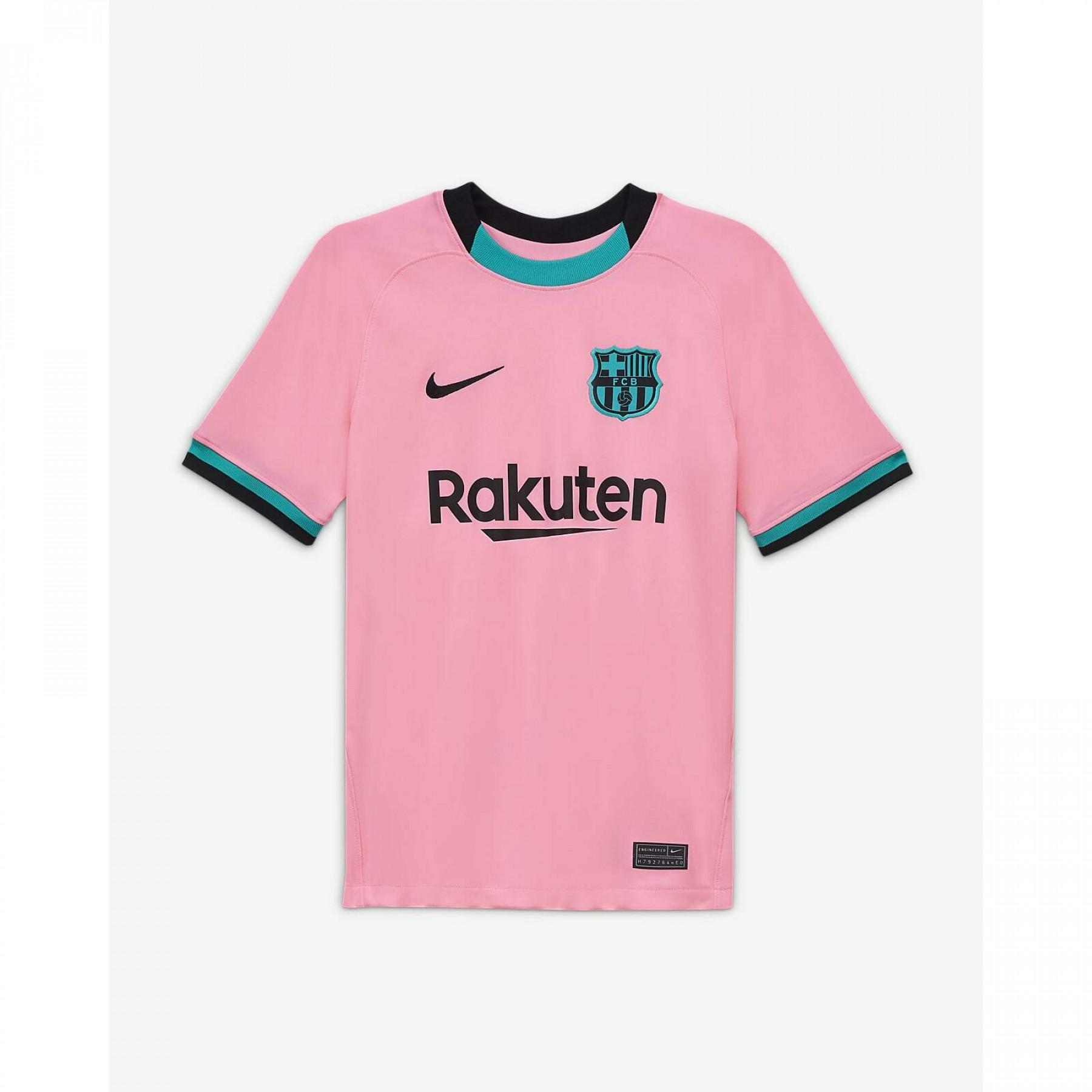 Barcelona third jersey 2020/21