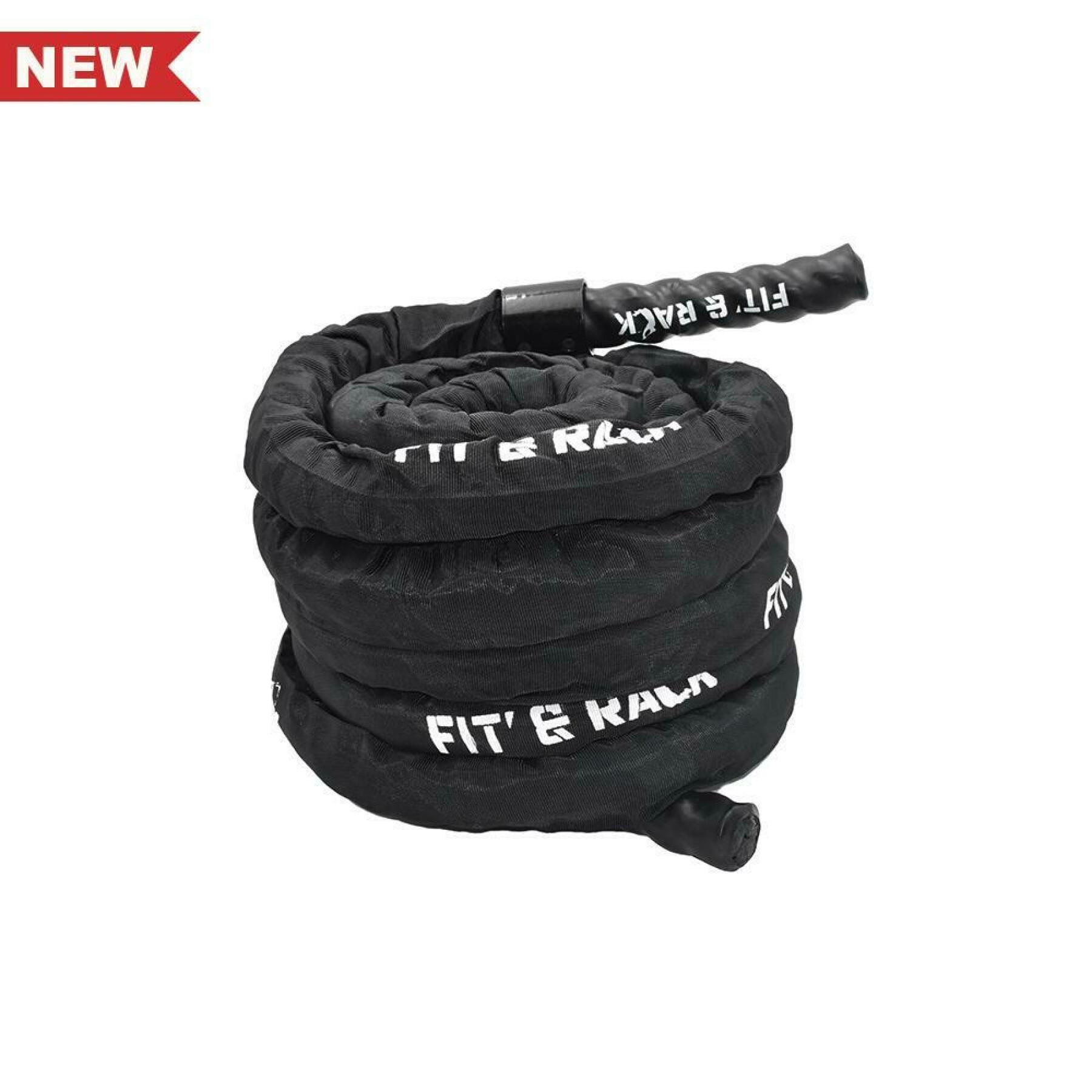 Wave rope competition Fit & Rack 15m