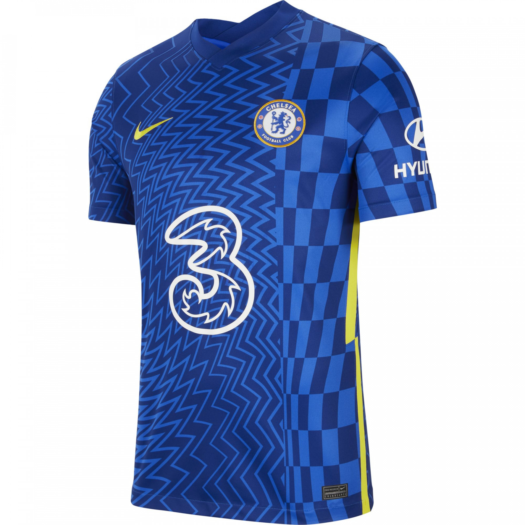 Home jersey Chelsea 2021/22