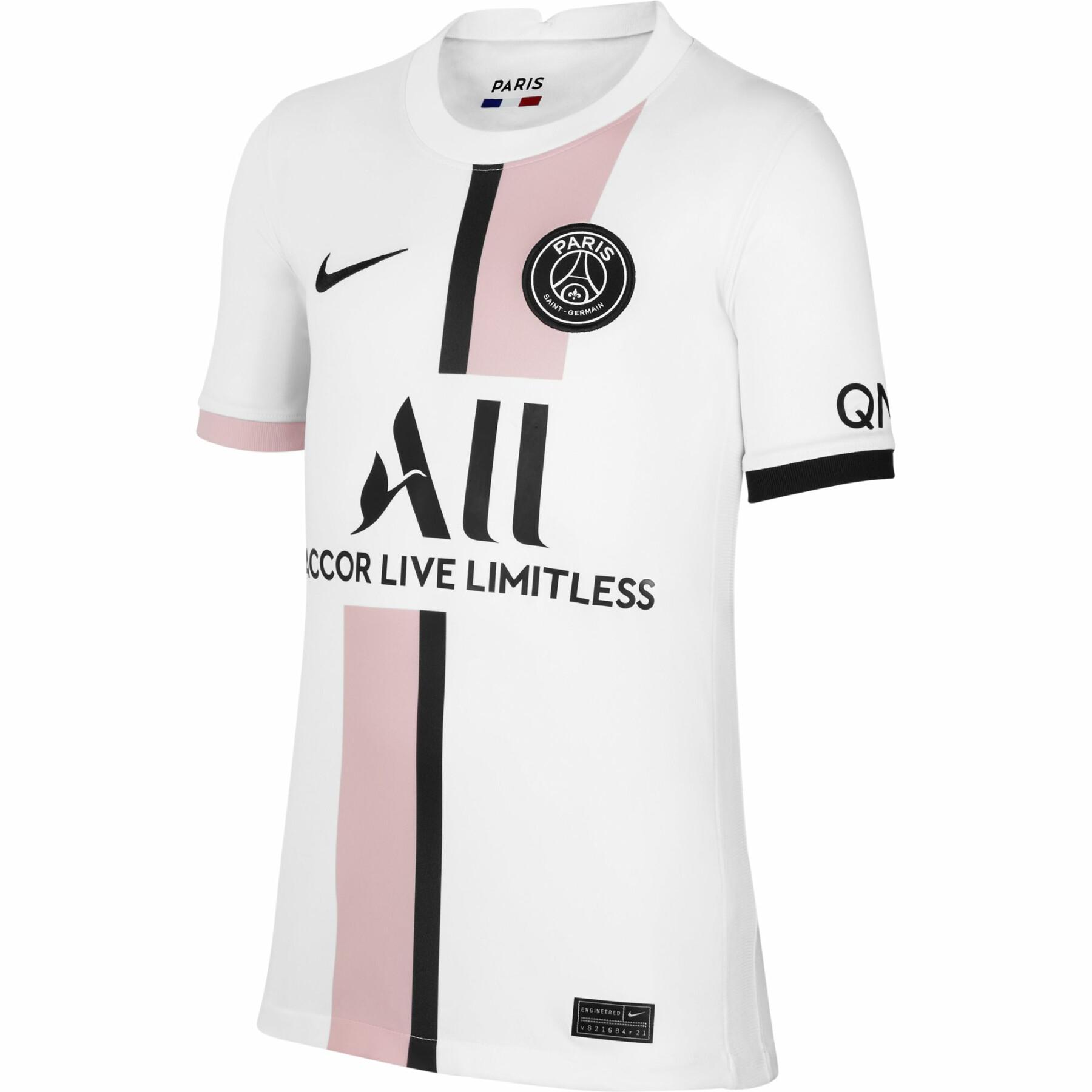 Children's outdoor jersey PSG 2021/22