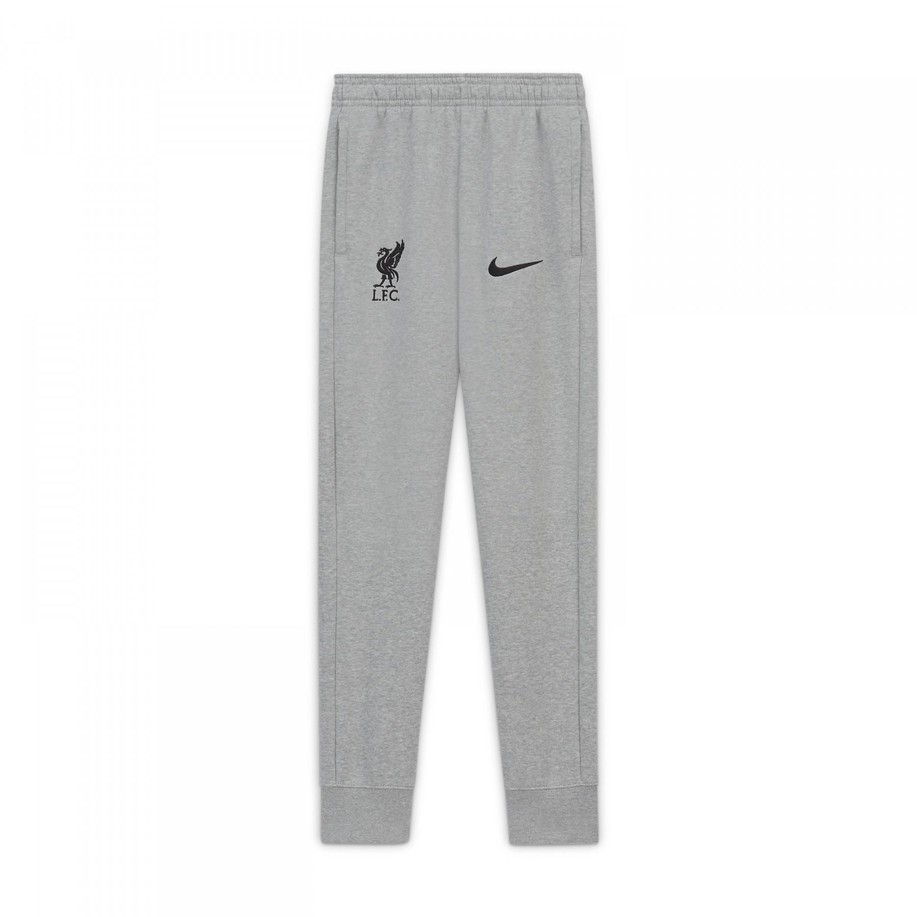 Junior Liverpool 2020/21 Dry Pants