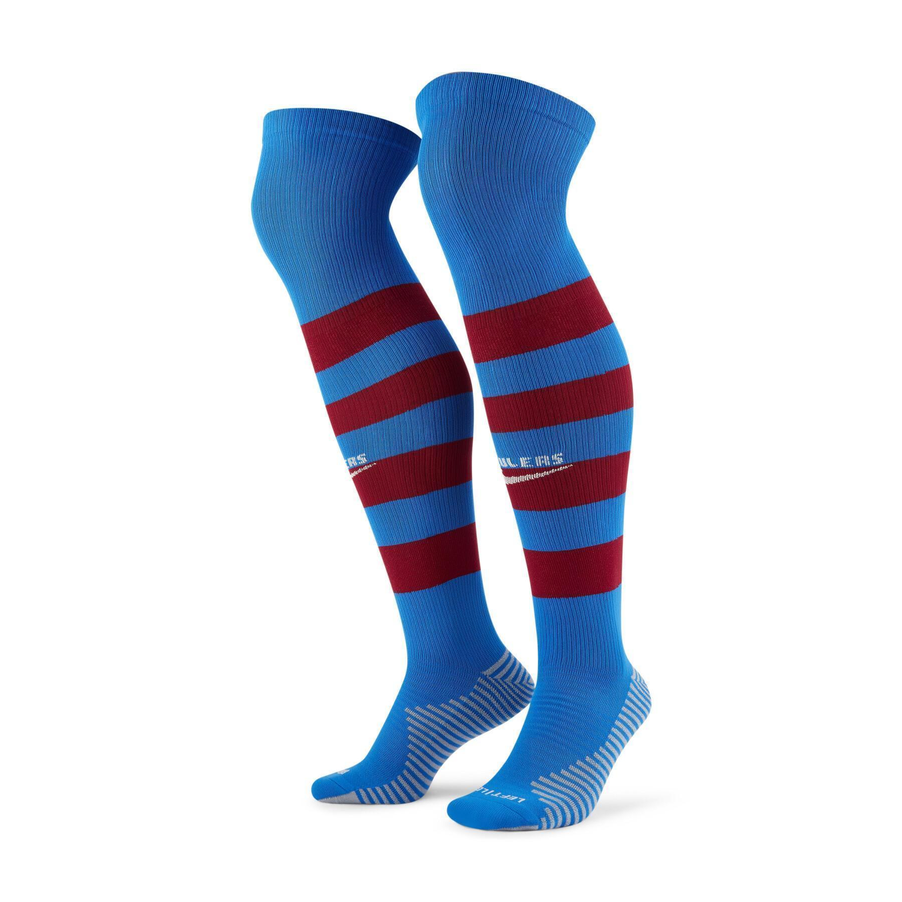 Home socks FC Barcelone 2021/22