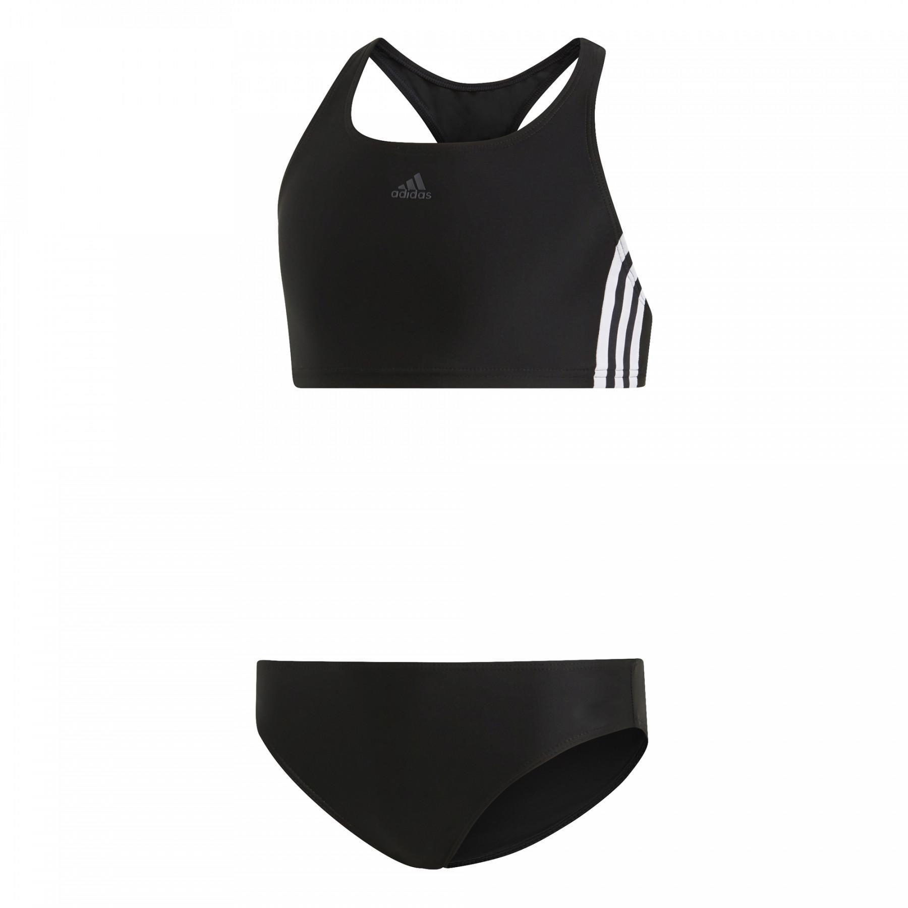 adidas Junior Bikini 3-Stripes