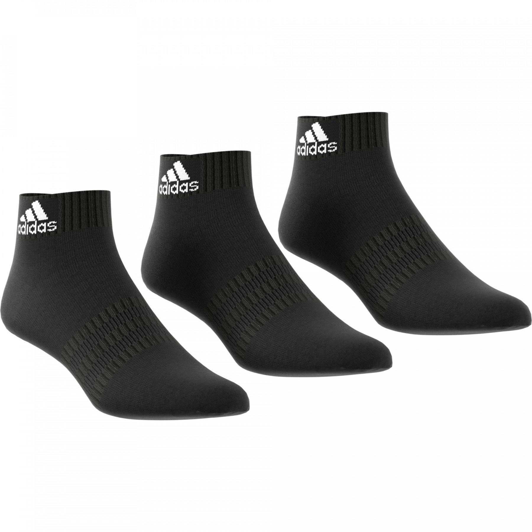 Socks adidas Cushioned Ankle 3 Pairs